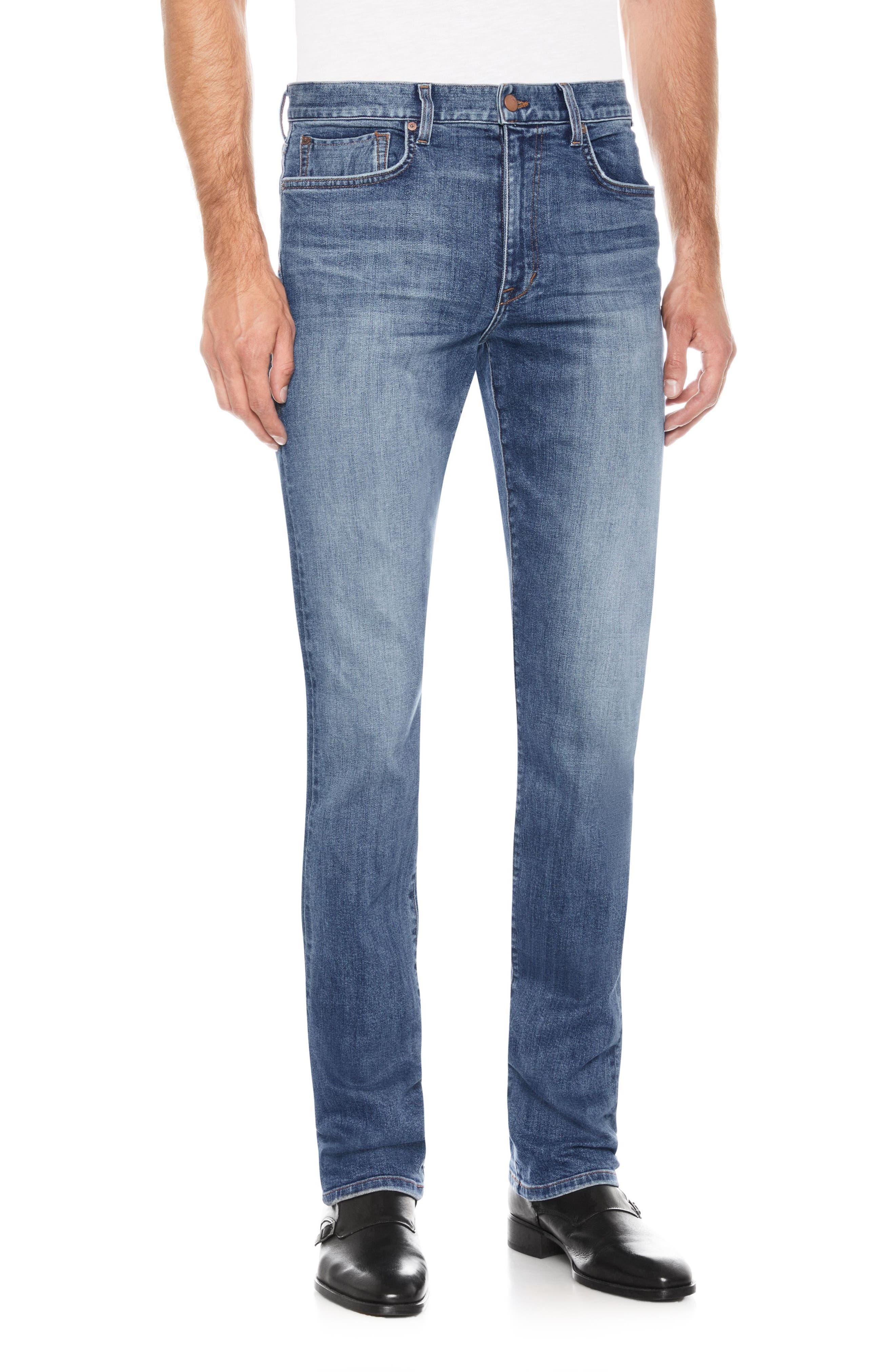 Slim Fit Jeans,                             Main thumbnail 1, color,                             430