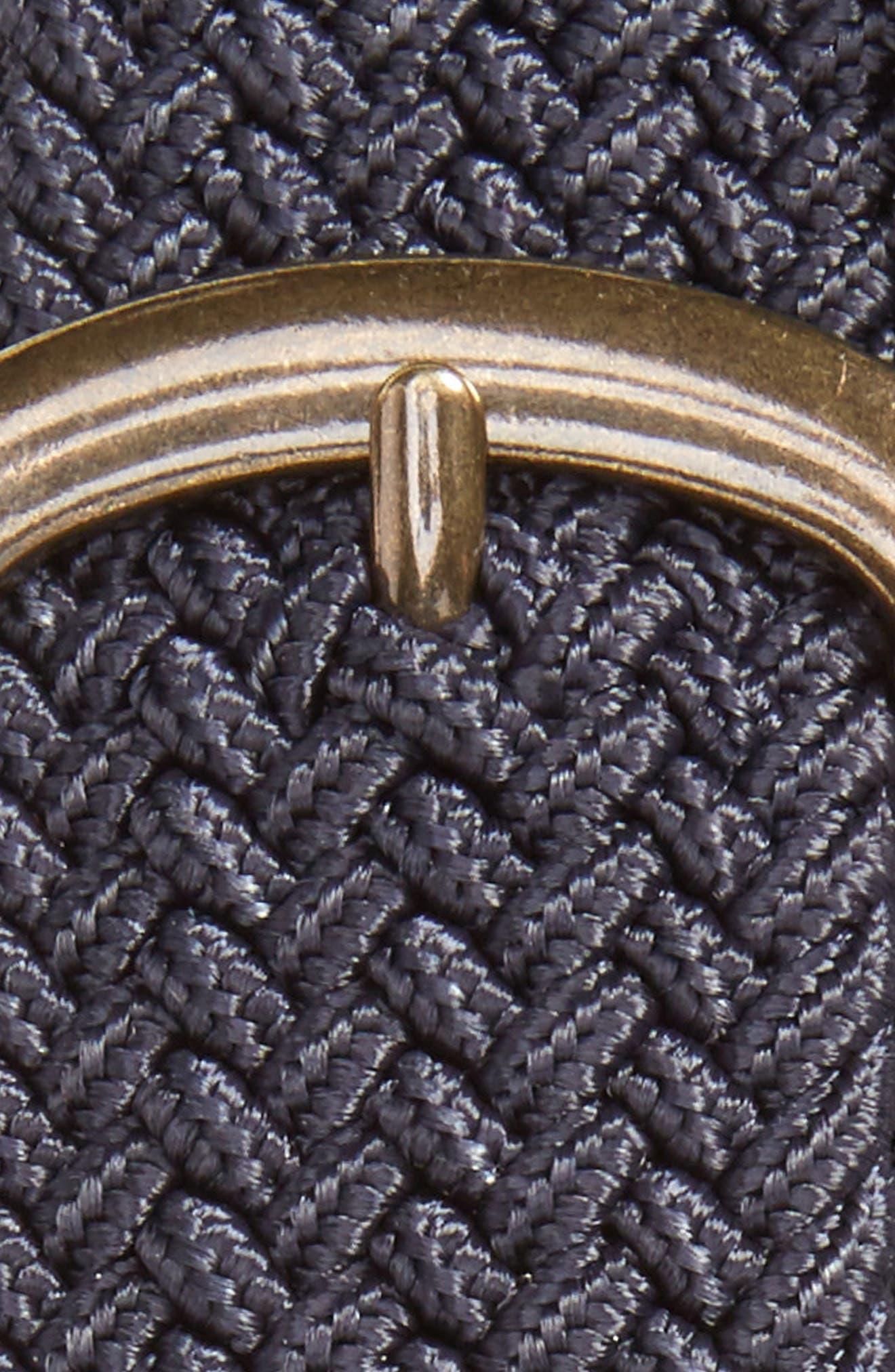 Gerbera Marled Woven Stretch Belt,                             Alternate thumbnail 2, color,                             410