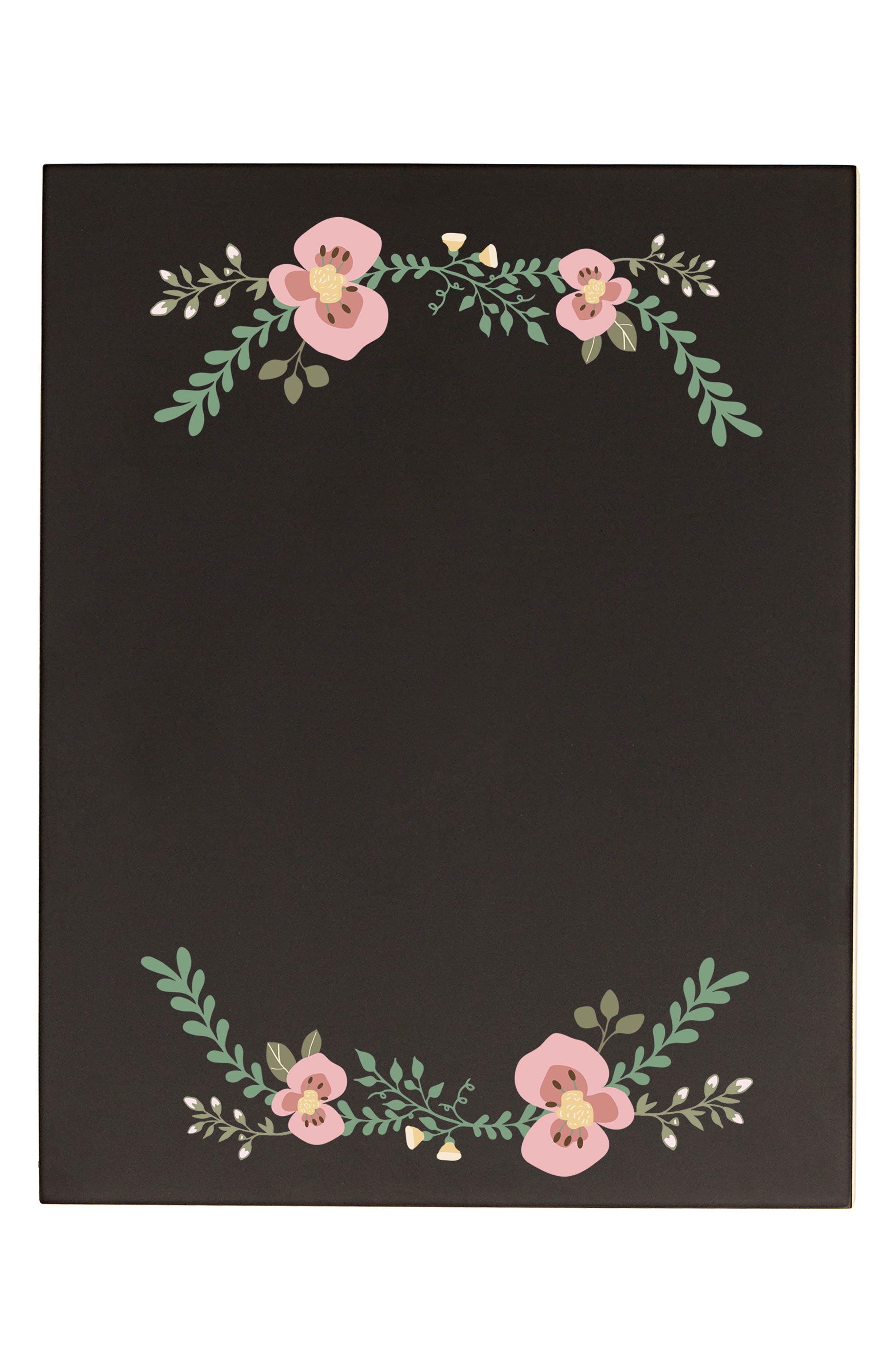 Wedding Chalkboard,                             Main thumbnail 1, color,                             001