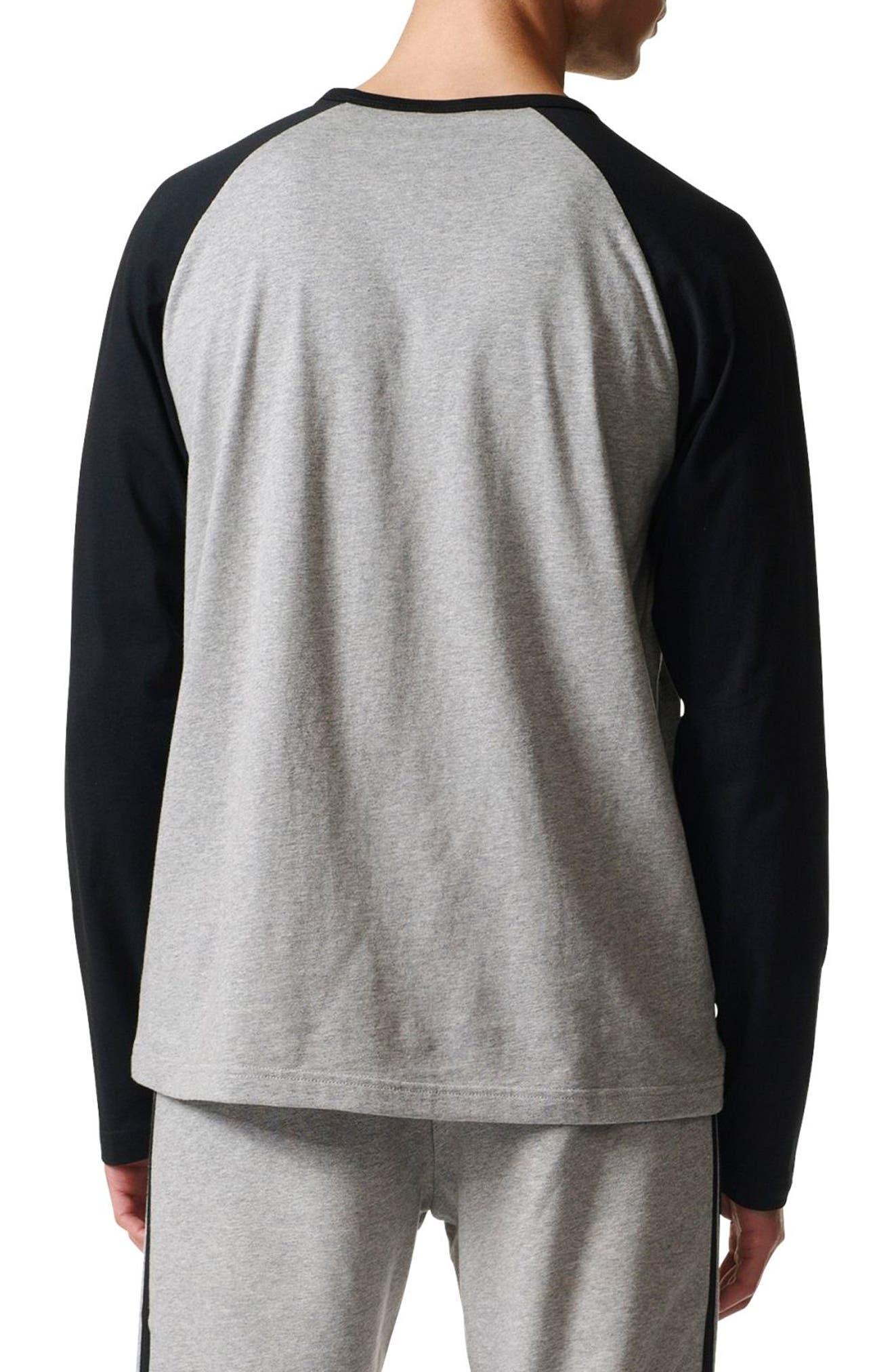 adidas Logo Graphic T-Shirt,                             Alternate thumbnail 2, color,                             035
