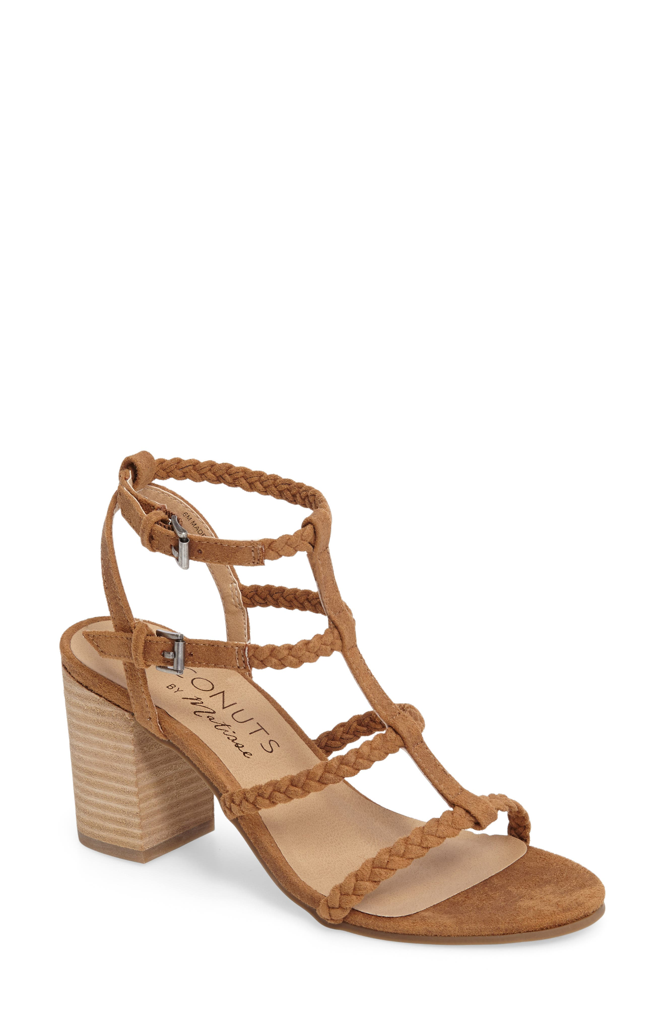 Coconuts by Matisse Cora Sandal,                         Main,                         color, 287