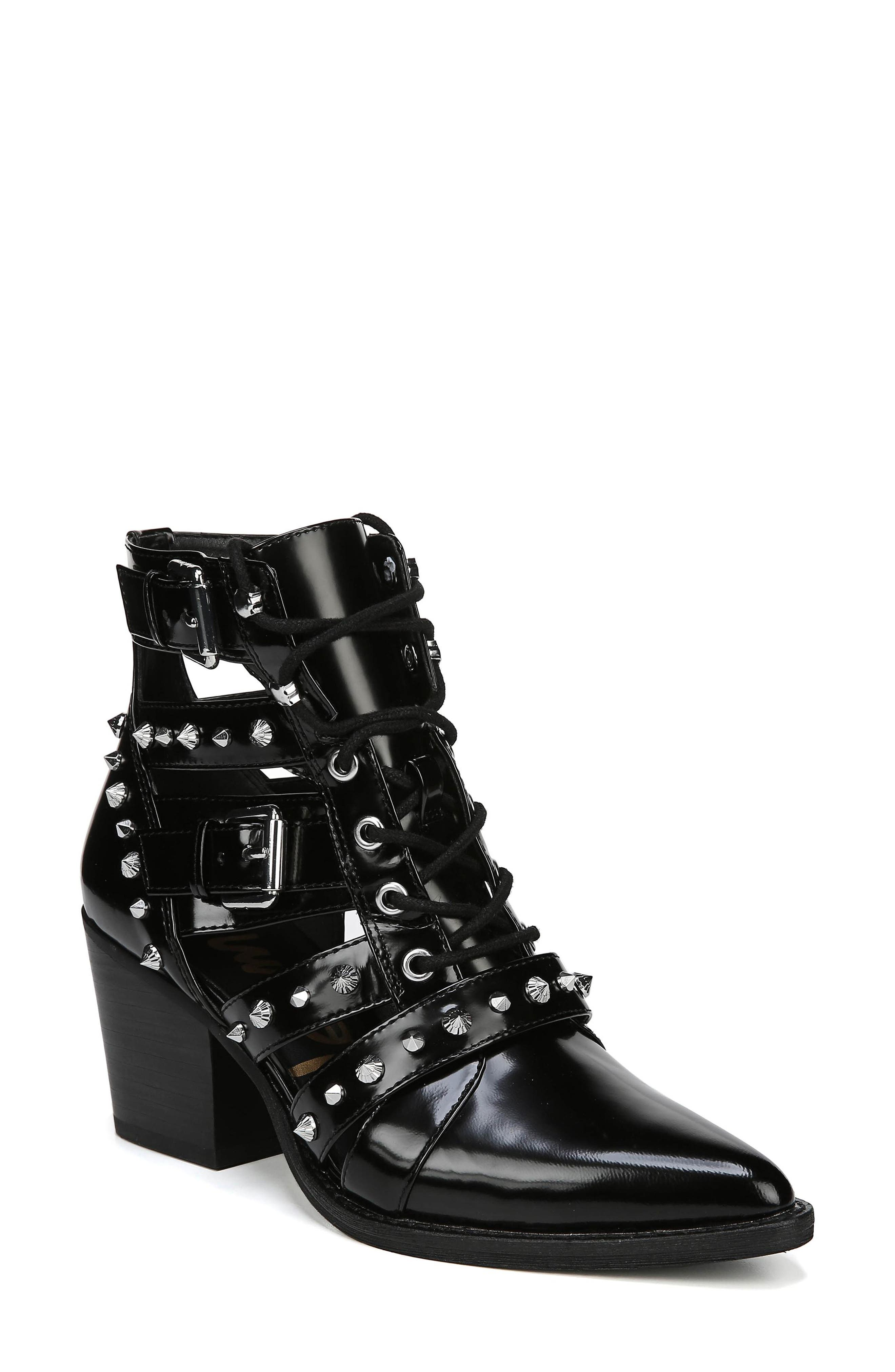 Sam Edelman Elana Boot- Black