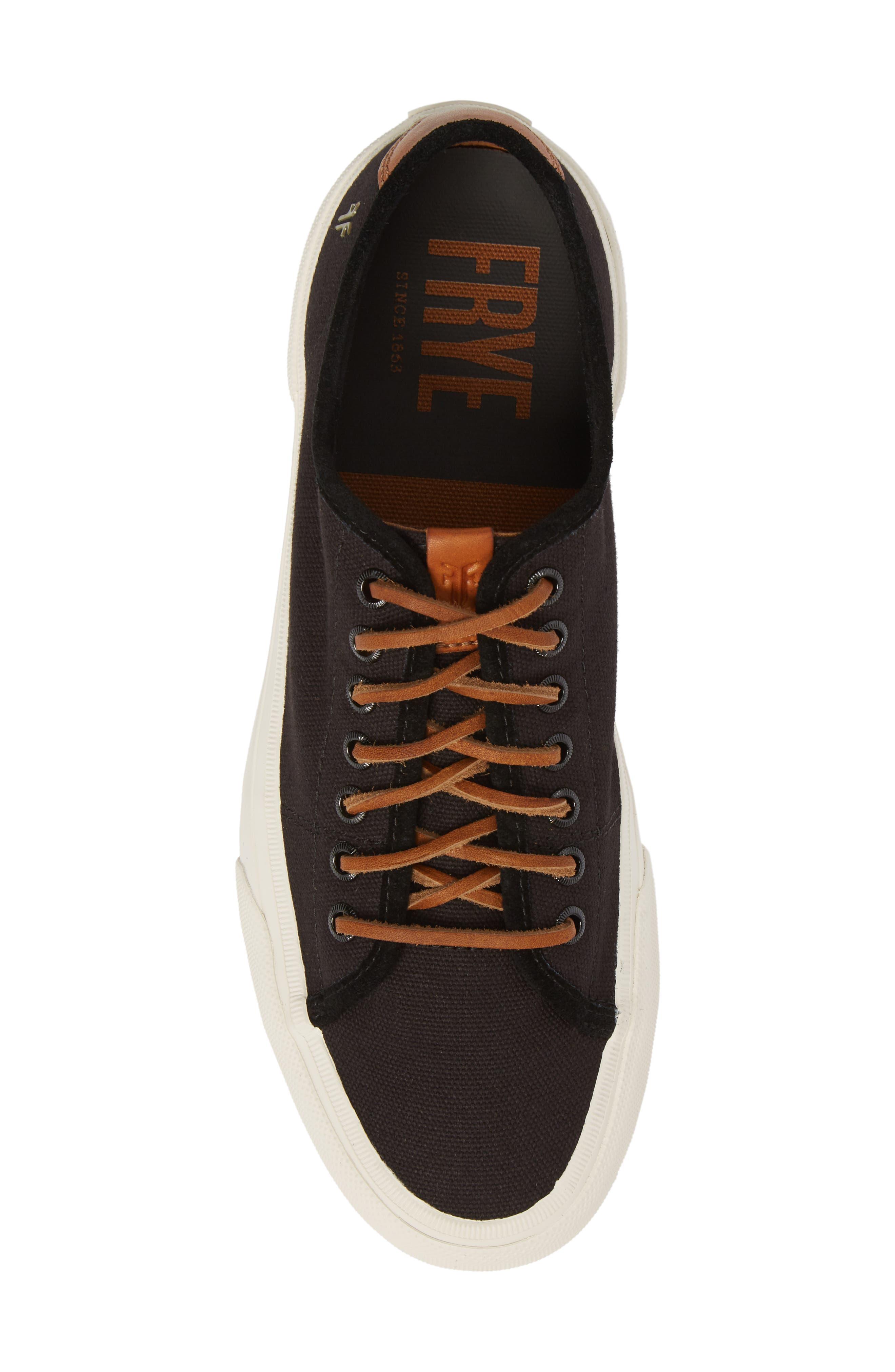 Ludlow Low Top Sneaker,                             Alternate thumbnail 5, color,                             001