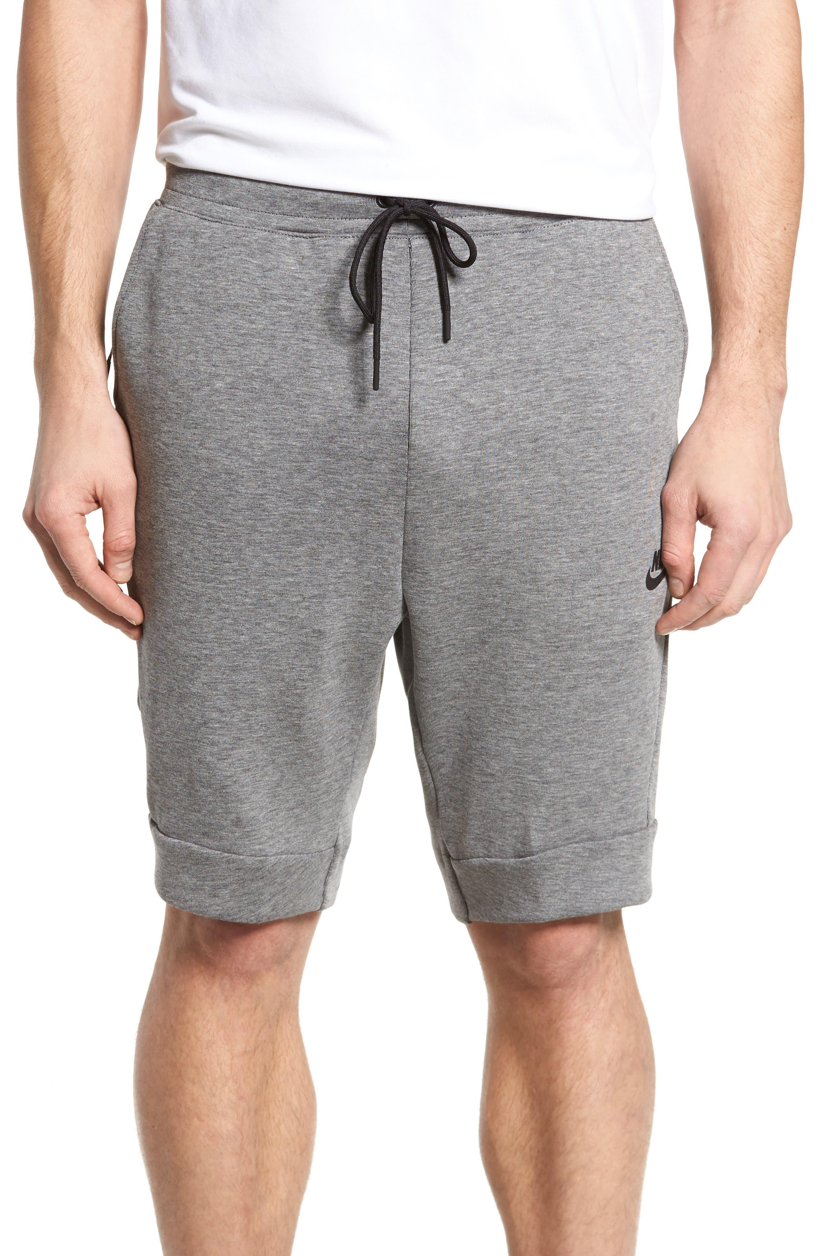 NSW Tech Fleece Shorts,                             Main thumbnail 2, color,