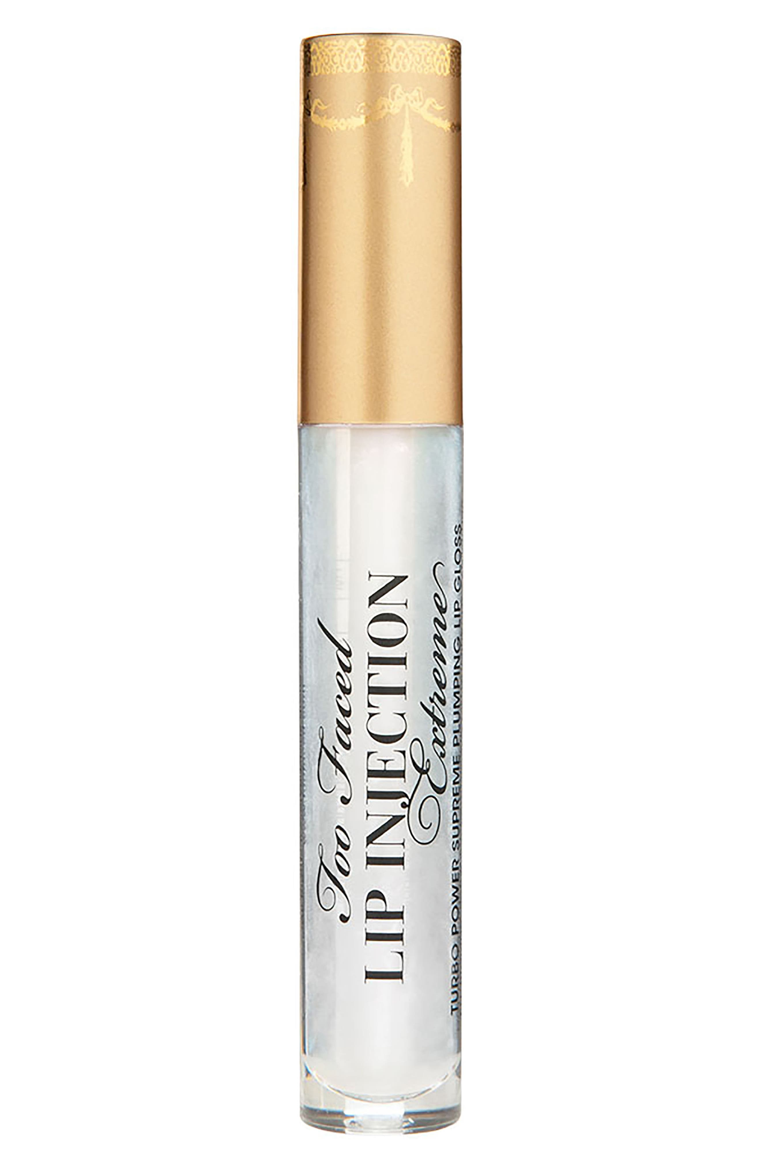Lip Injection Extreme Lip Gloss,                         Main,                         color, NO COLOR