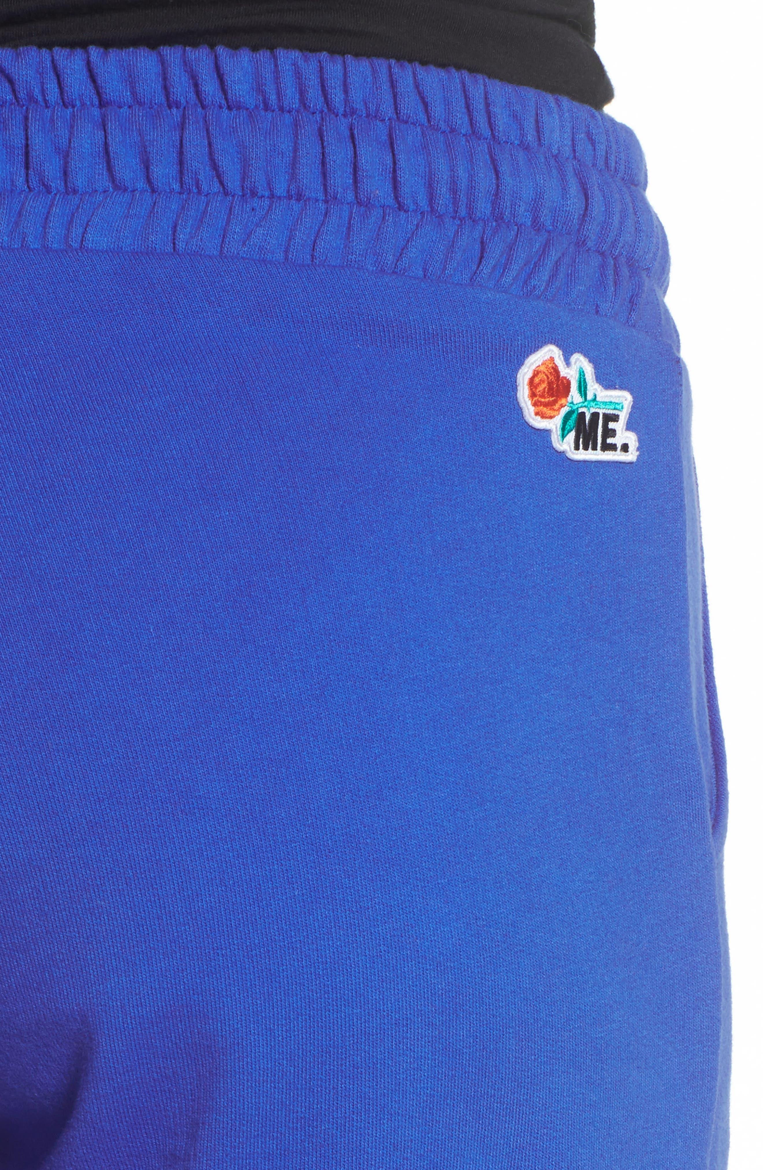 ME. Rose Sweatpants,                             Alternate thumbnail 6, color,                             400