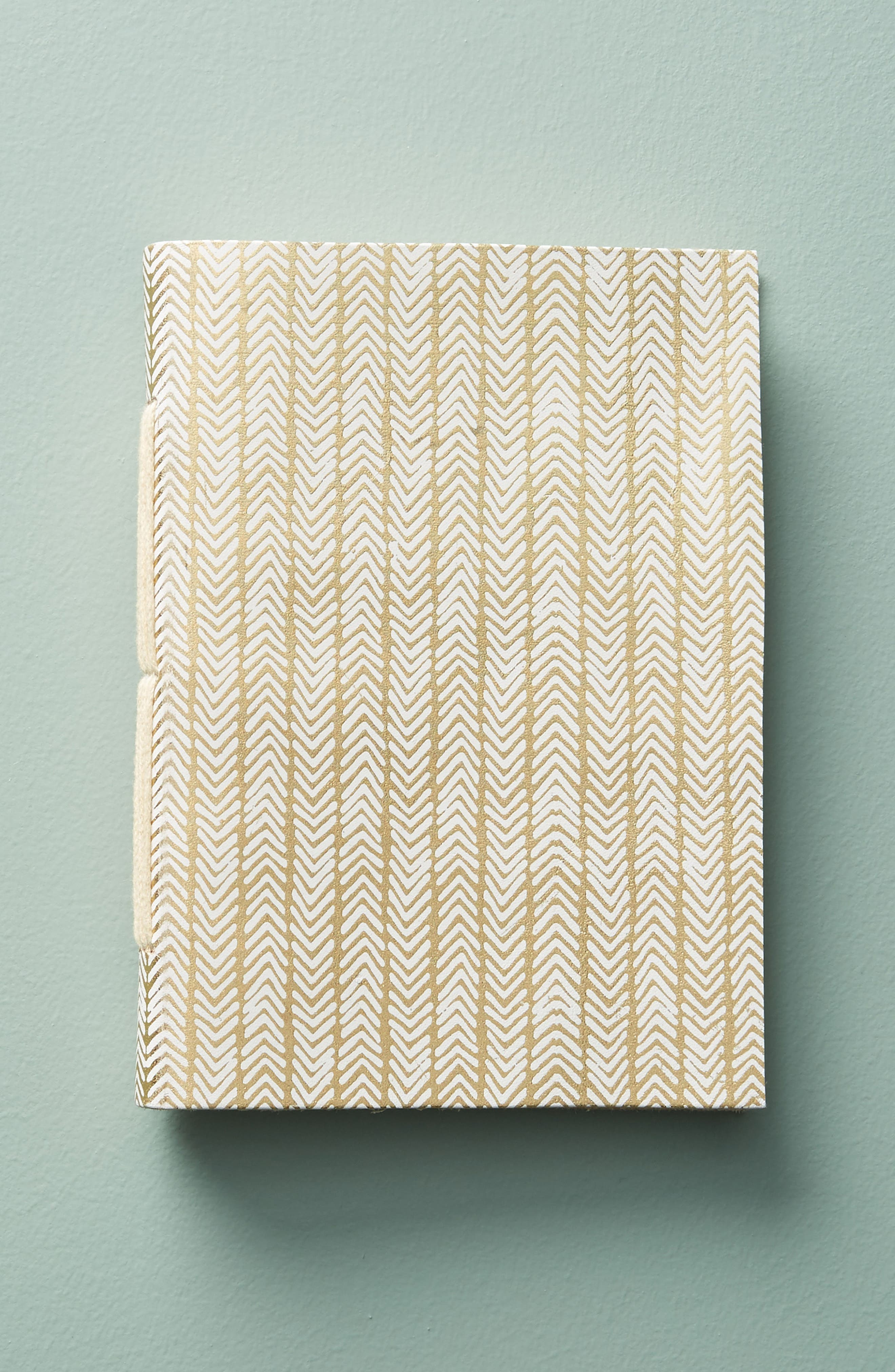 Gilded Leather Journal,                             Main thumbnail 1, color,                             710