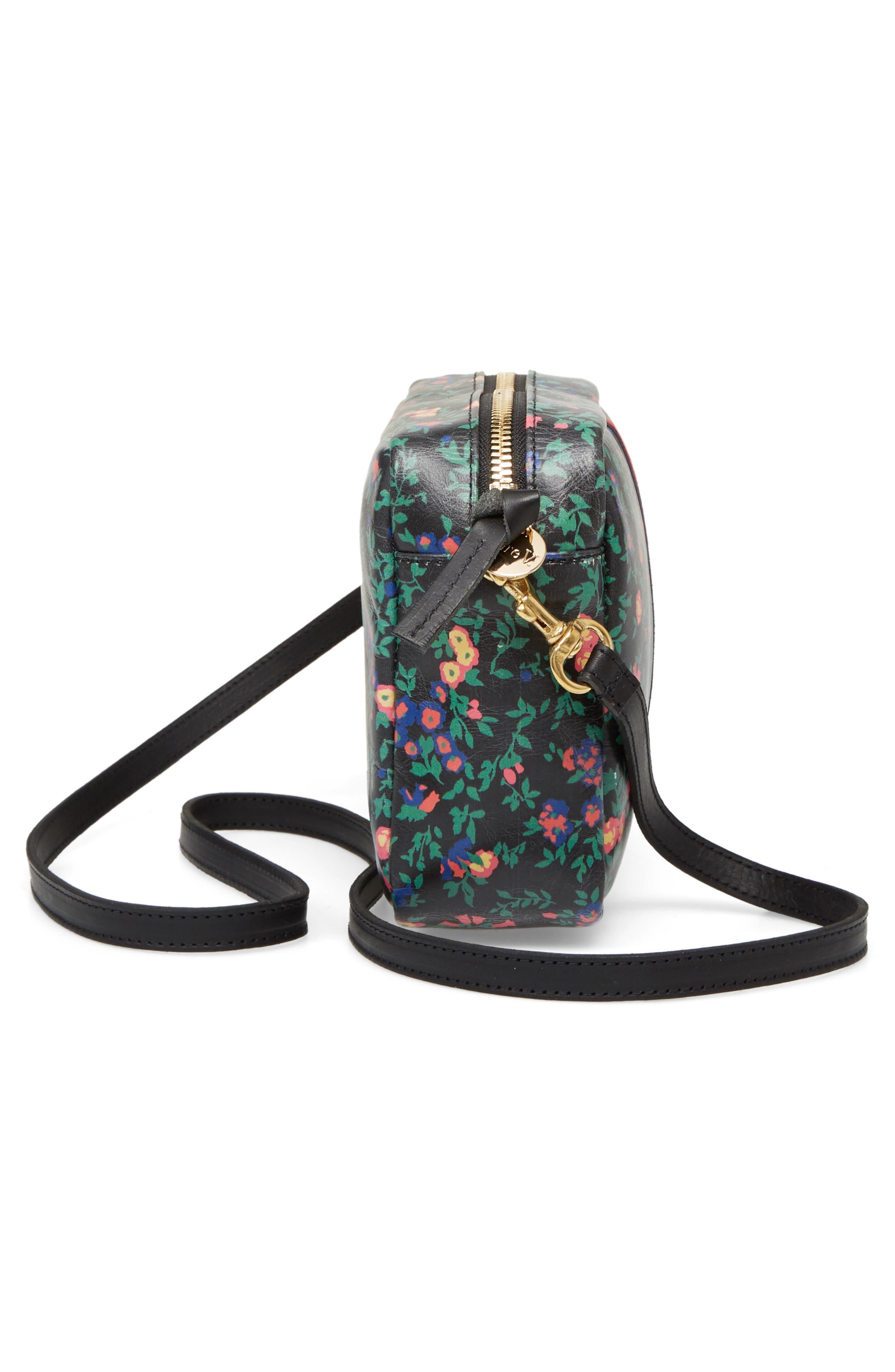 Ditsy Floral Crossbody Bag,                             Alternate thumbnail 5, color,