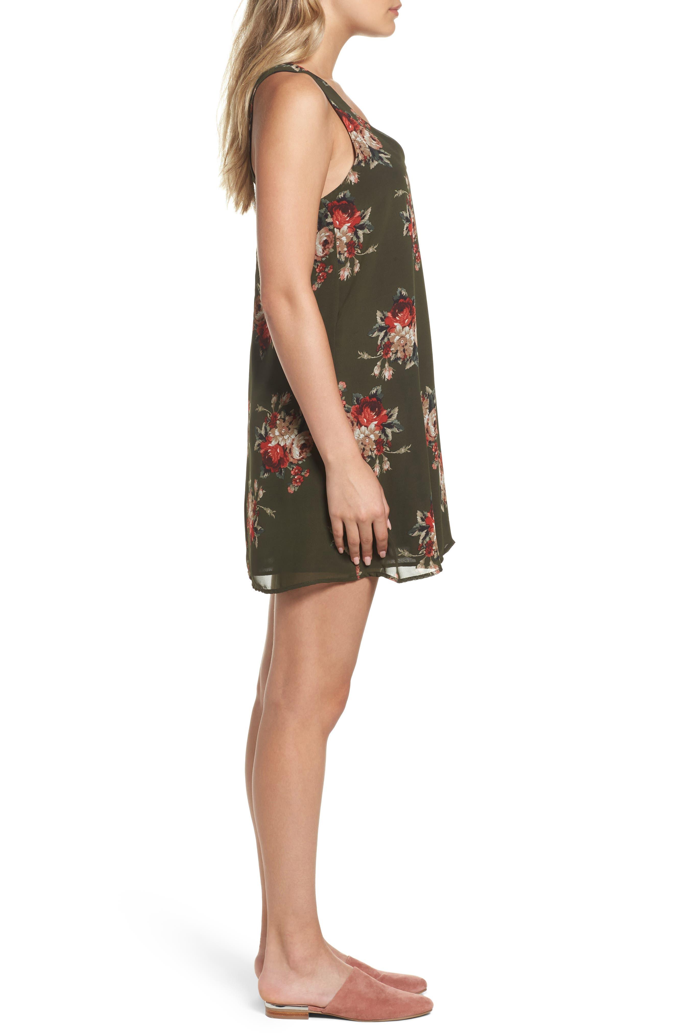 Tank Dress,                             Alternate thumbnail 3, color,                             308