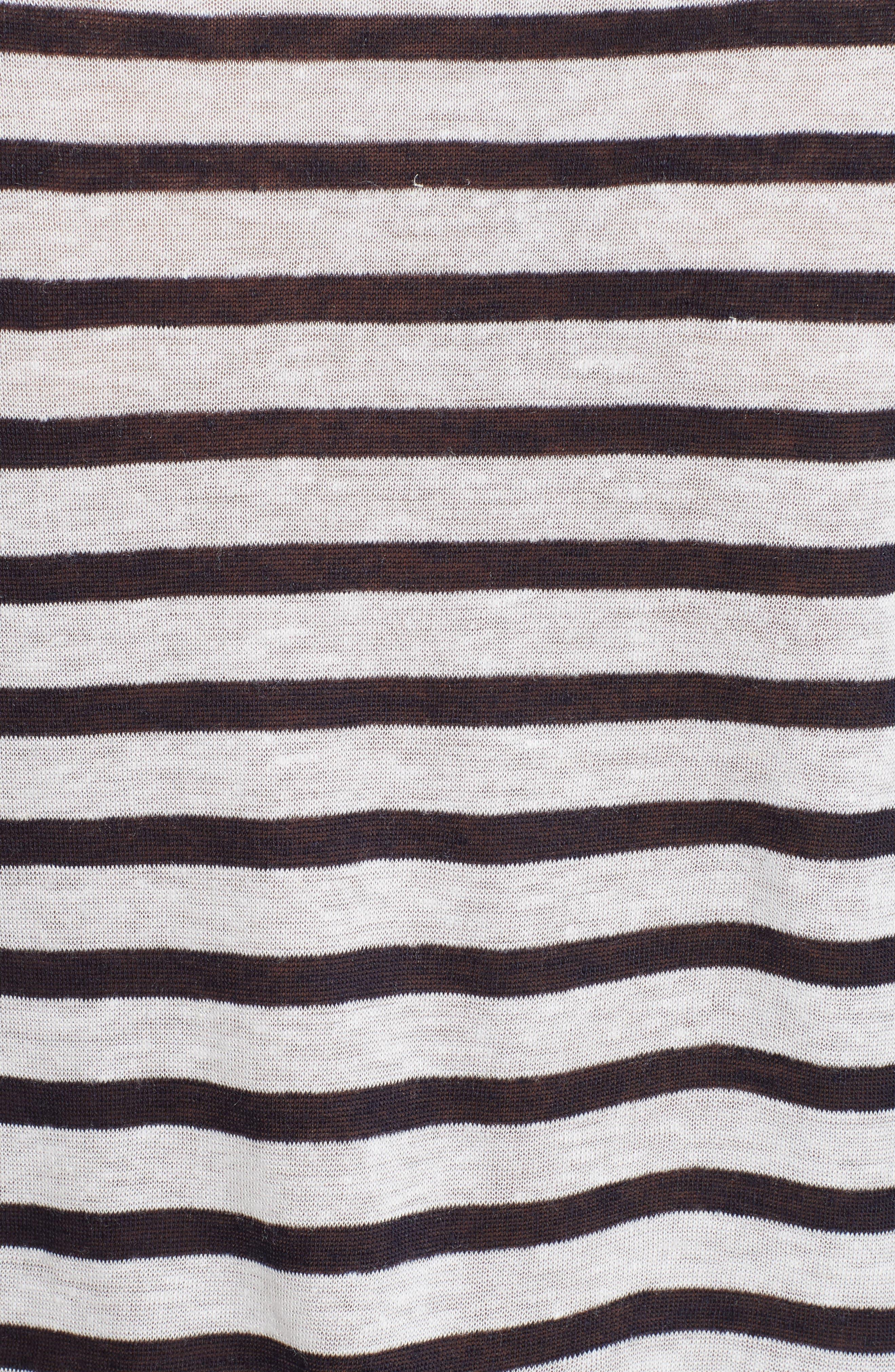 Stripe Tee,                             Alternate thumbnail 5, color,                             119