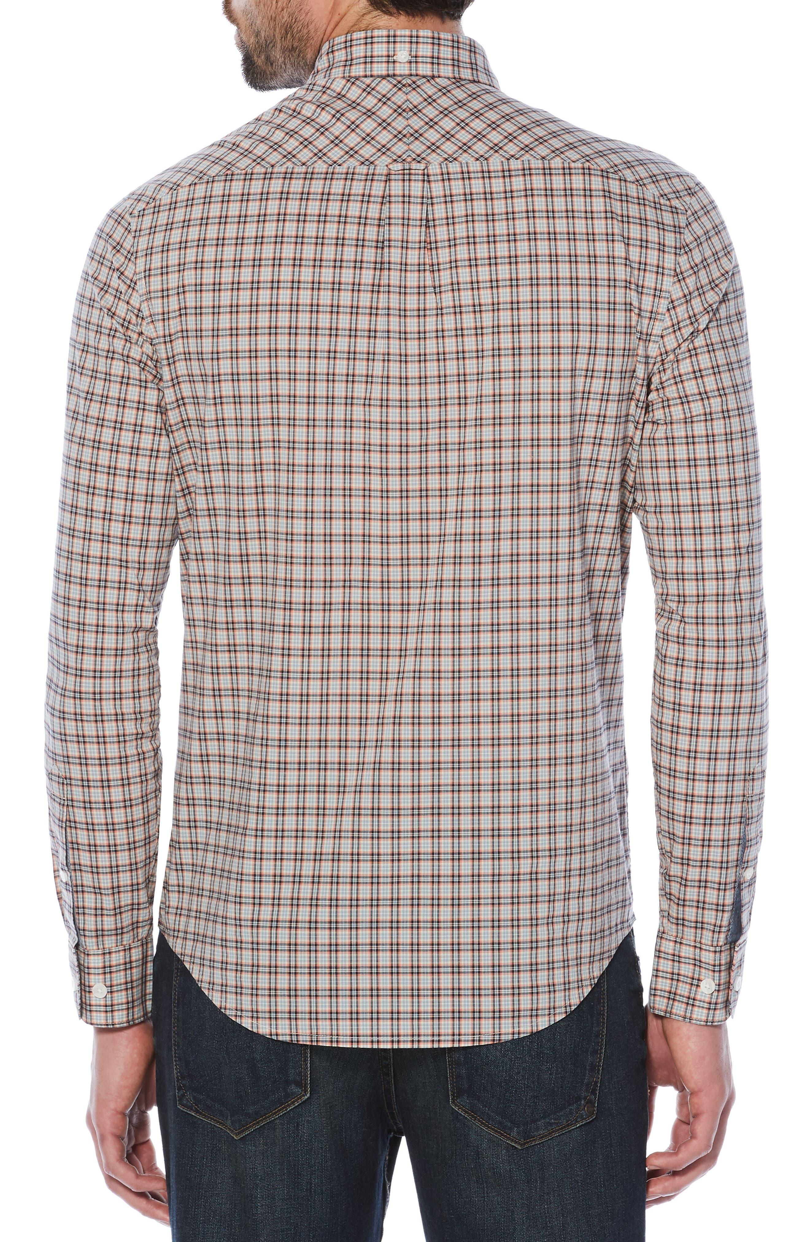 P55 Plaid Shirt,                             Alternate thumbnail 2, color,                             840