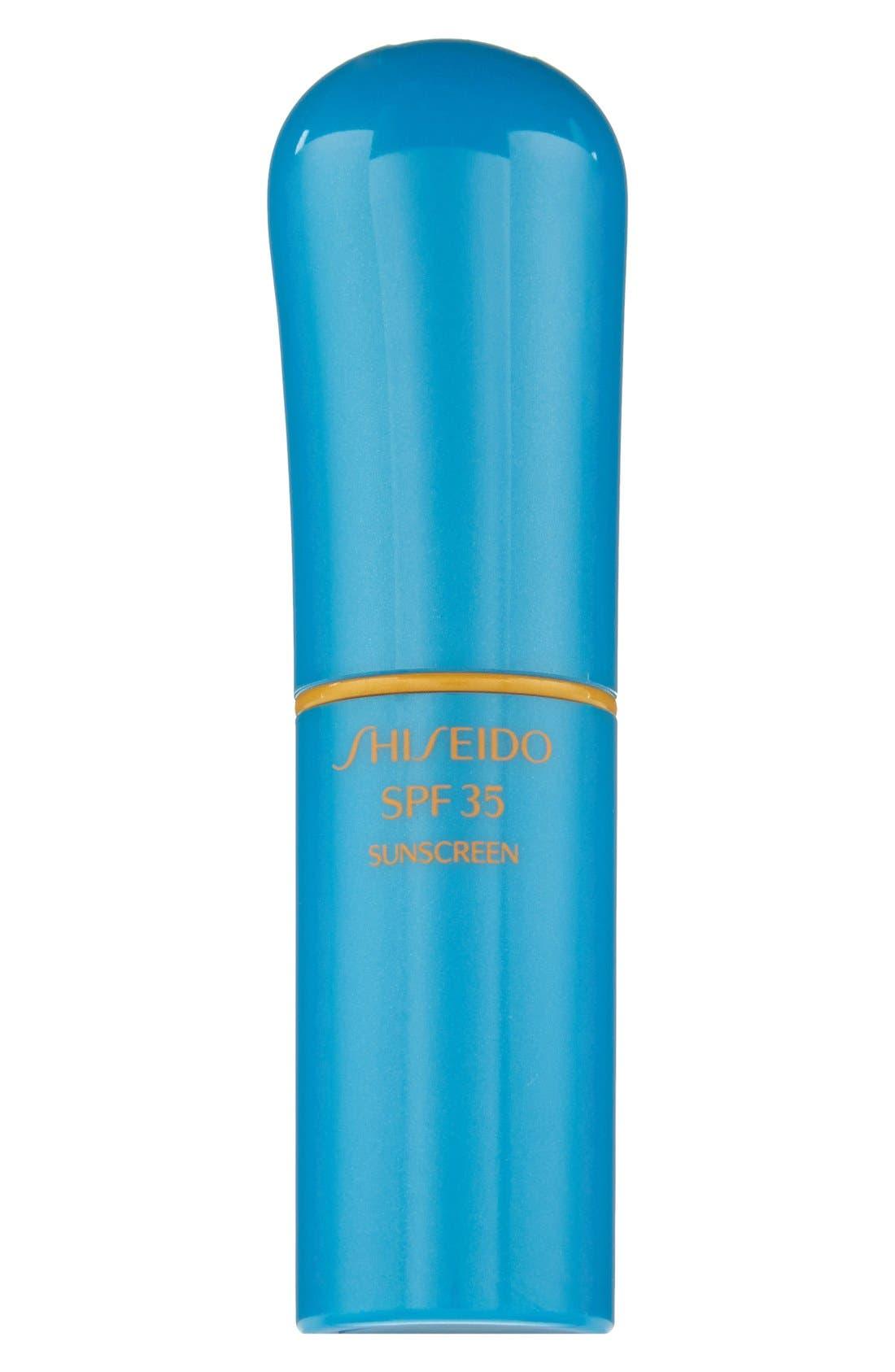 Sun Protection Lip Treatment SPF 35,                         Main,                         color, NO COLOR