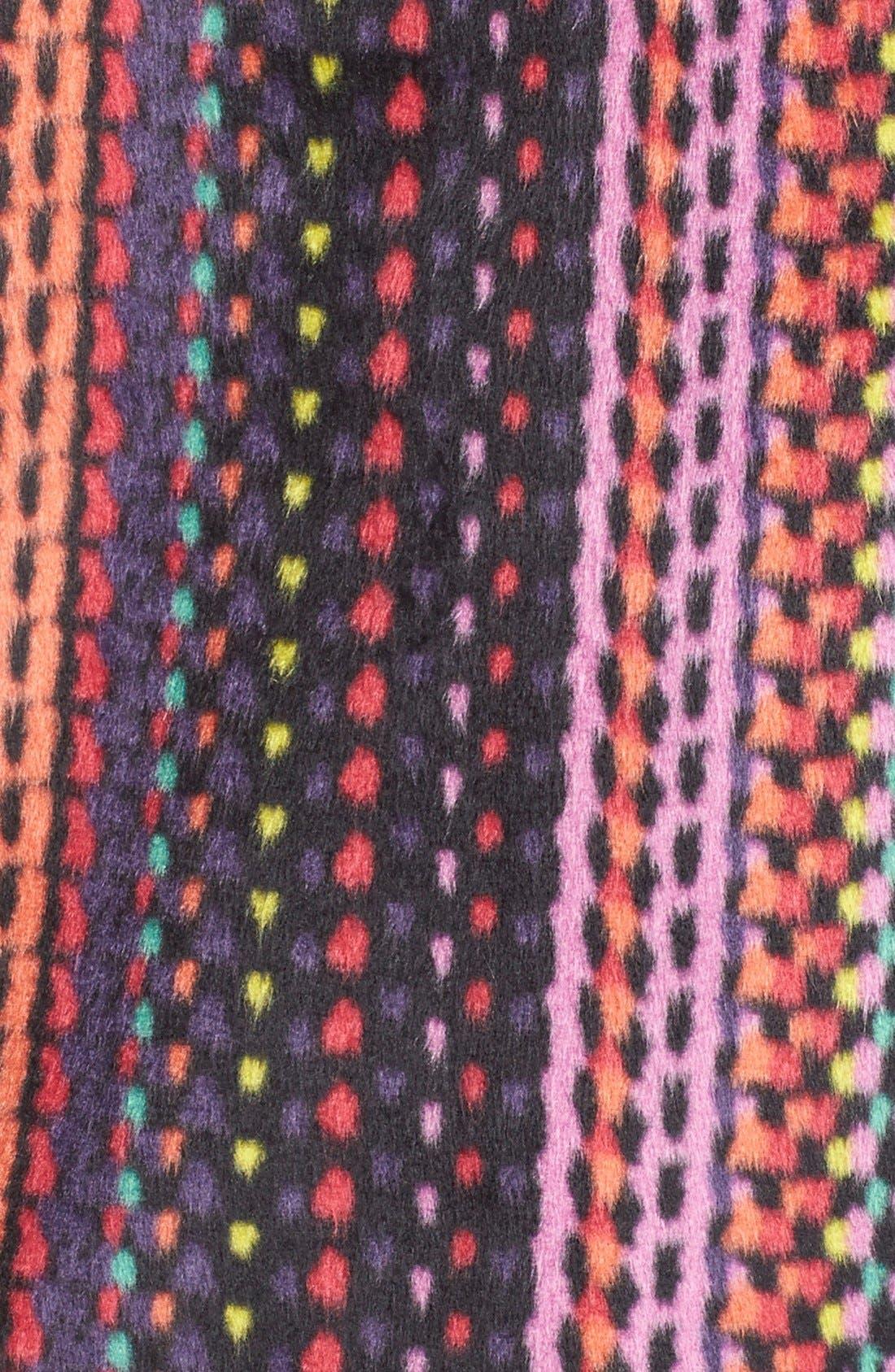 Microfleece Pajamas,                             Alternate thumbnail 3, color,                             001