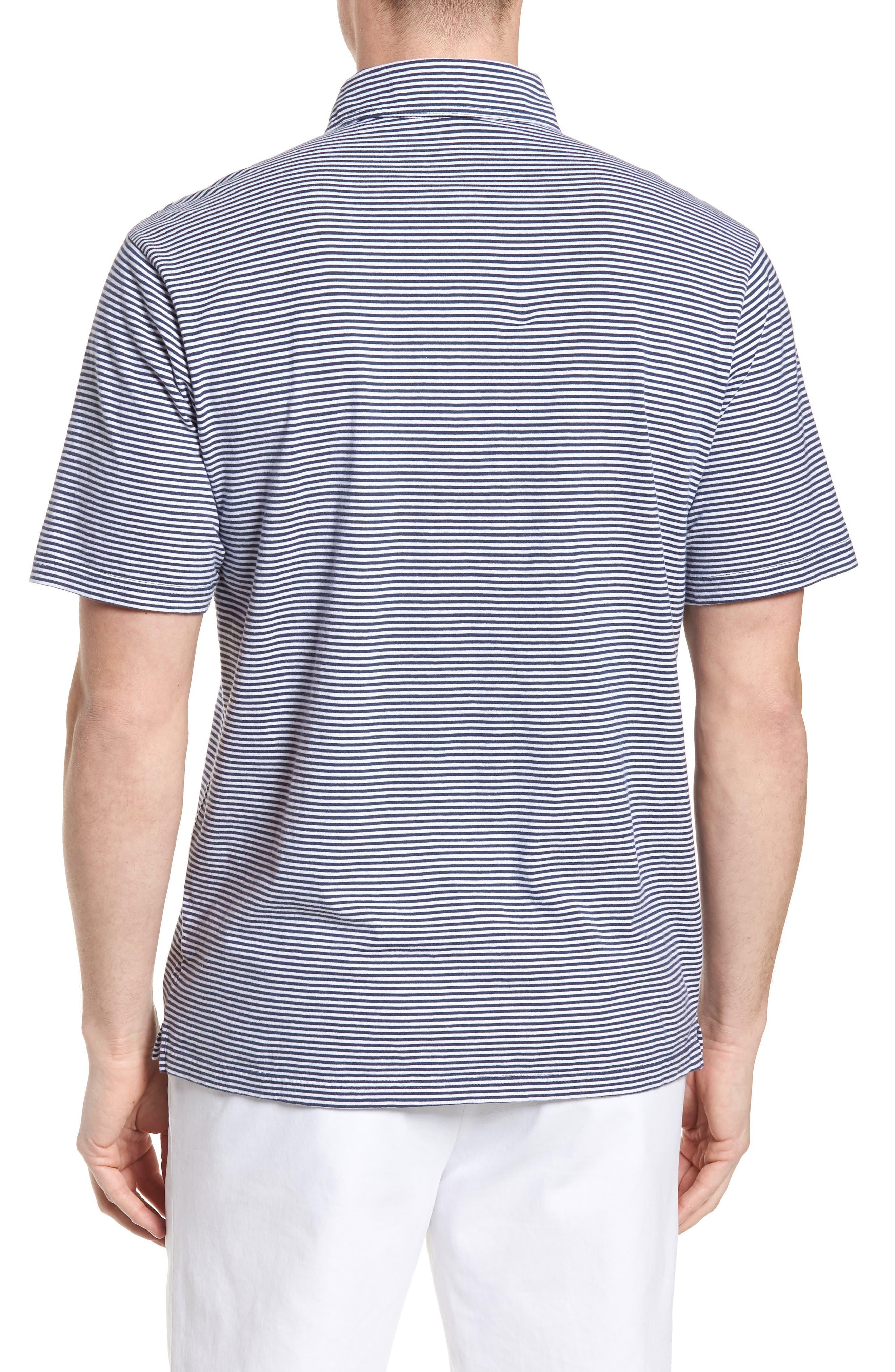 Jack Stripe Jersey Polo,                             Alternate thumbnail 2, color,                             PACIFIC