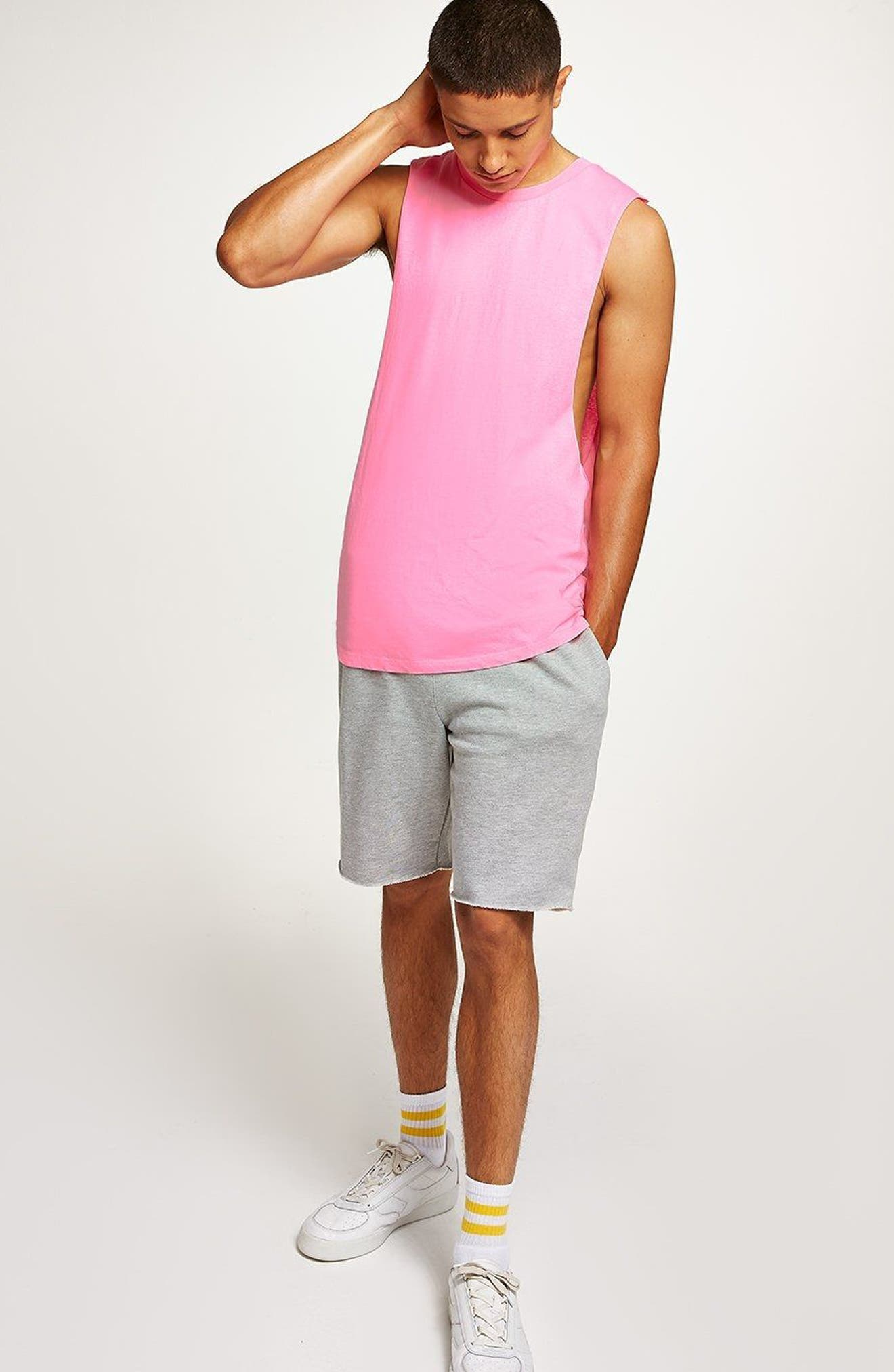 Neon Tank,                             Alternate thumbnail 5, color,                             PINK