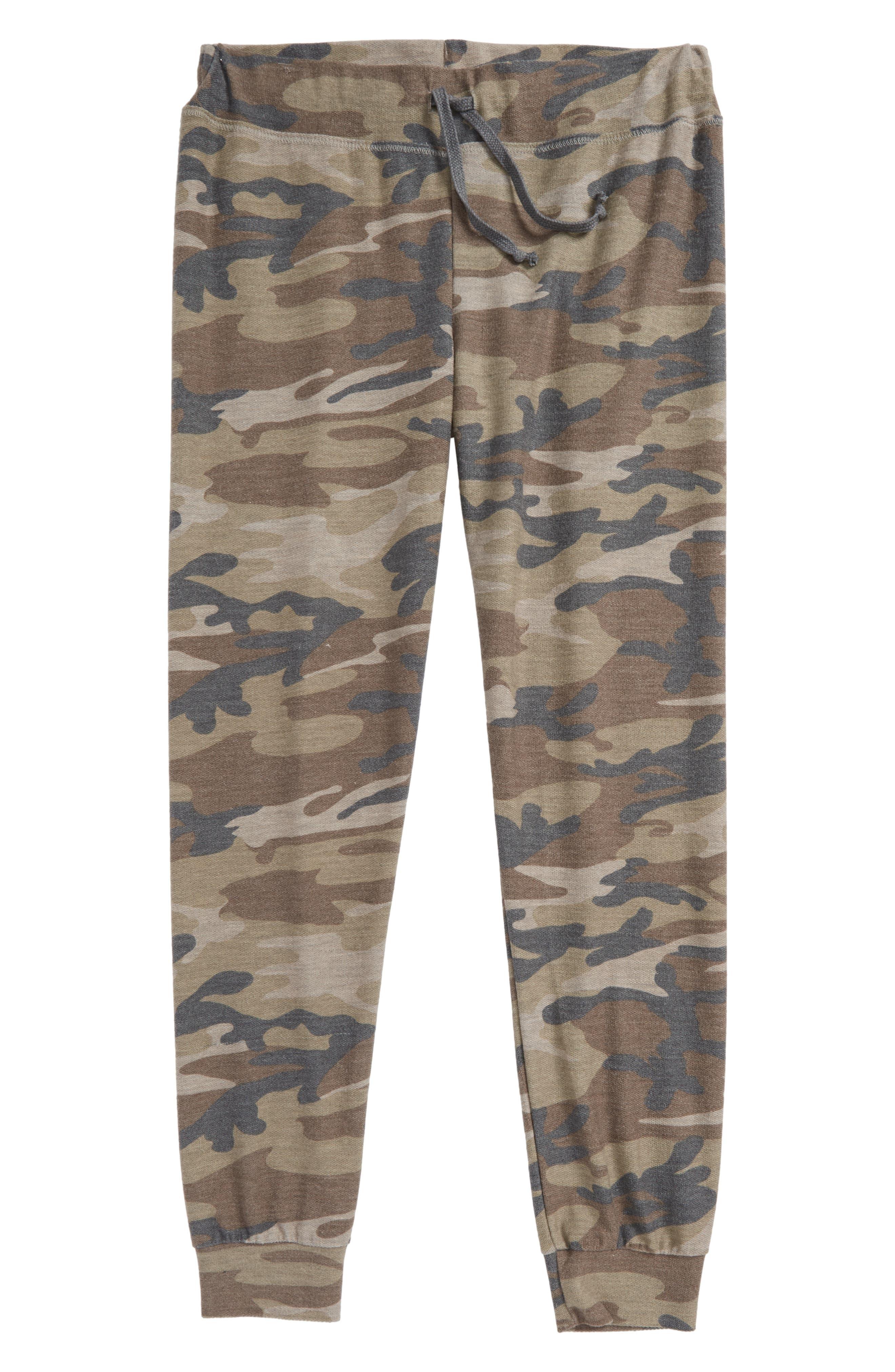 Camo Sweatpants,                         Main,                         color, 301