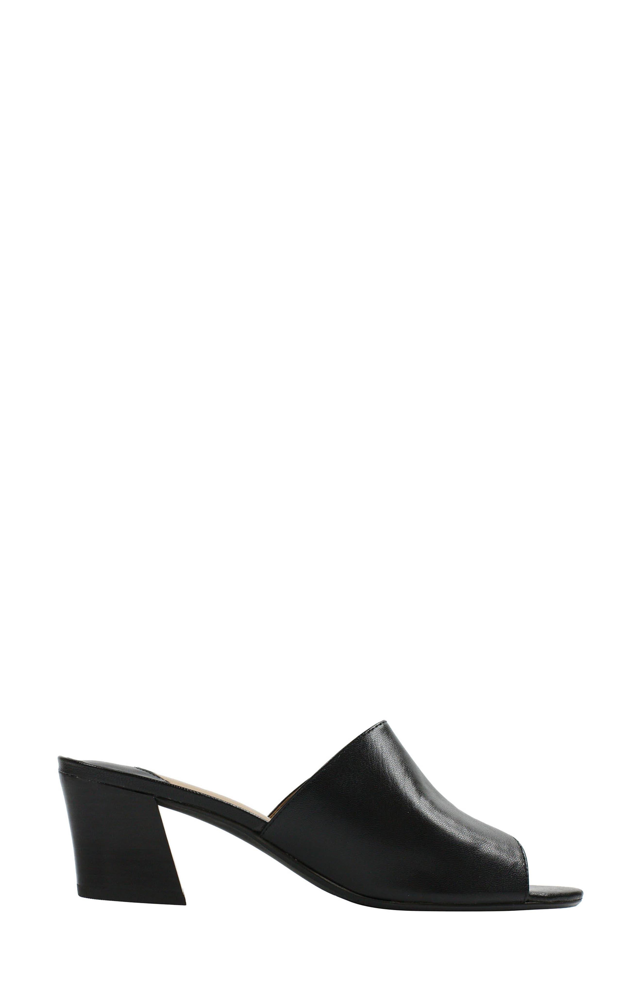 Maribe Monk Strap Slide Sandal,                             Alternate thumbnail 2, color,                             001