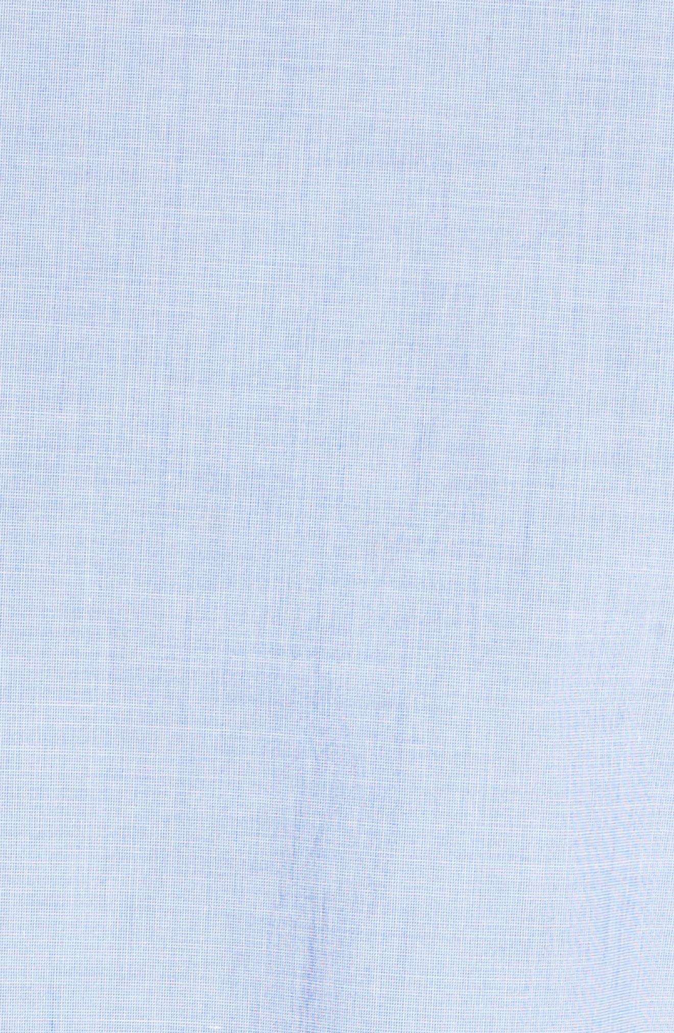 Tipped Short Pajamas,                             Alternate thumbnail 5, color,                             400