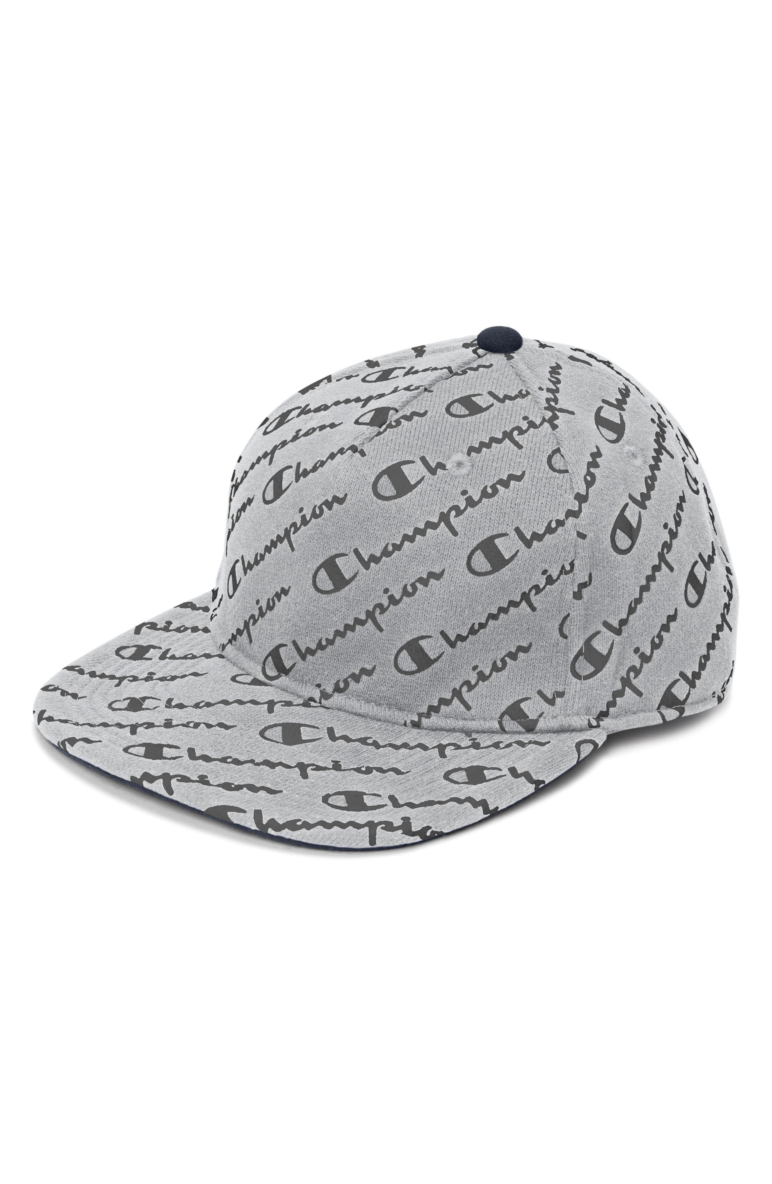 a6d940aed4cf6f ... wholesale champion reverse weave logo print ball cap nordstrom a32fe  ed7e4