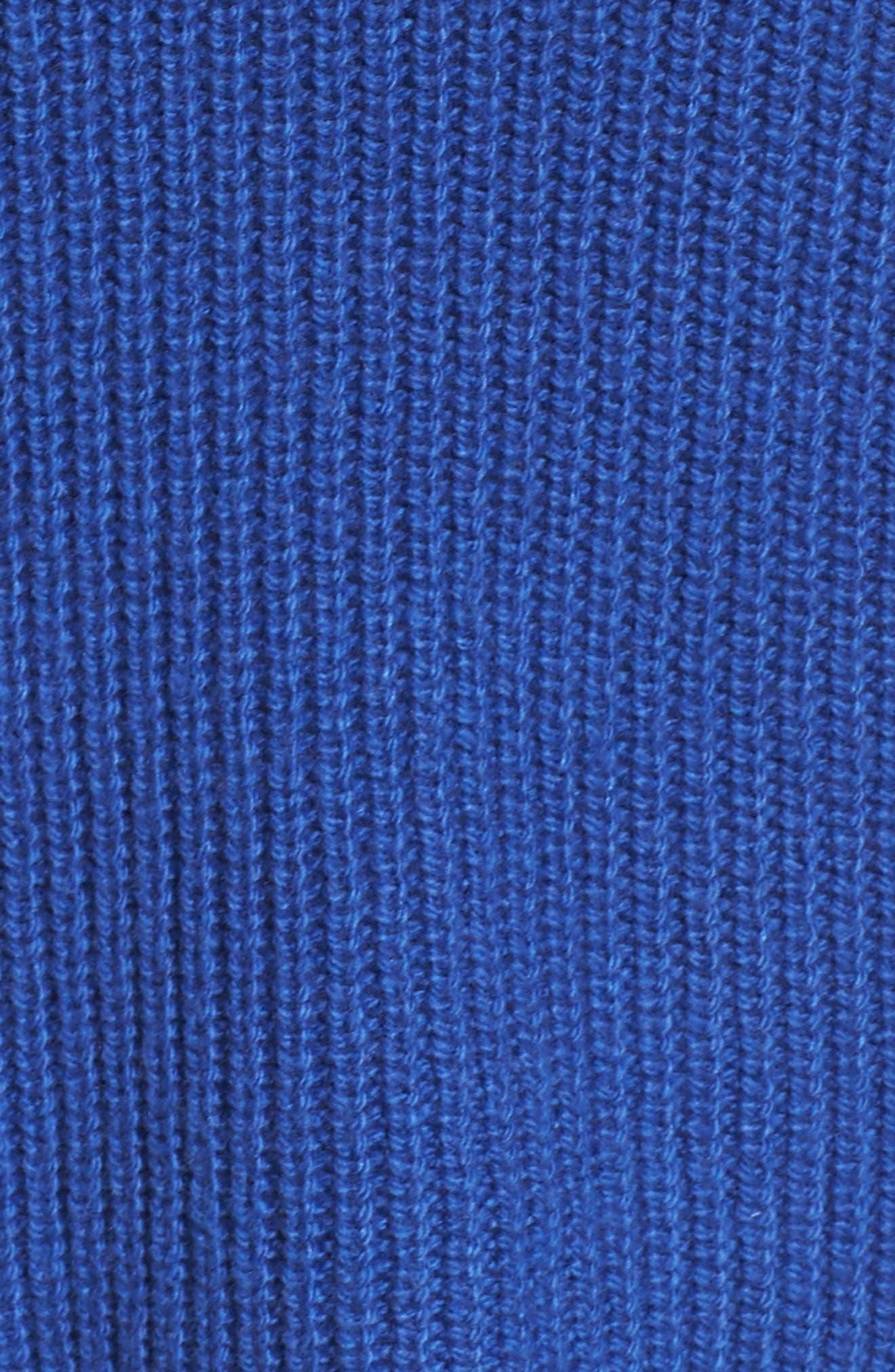 Shaker Stitch Sweater,                             Alternate thumbnail 5, color,                             401