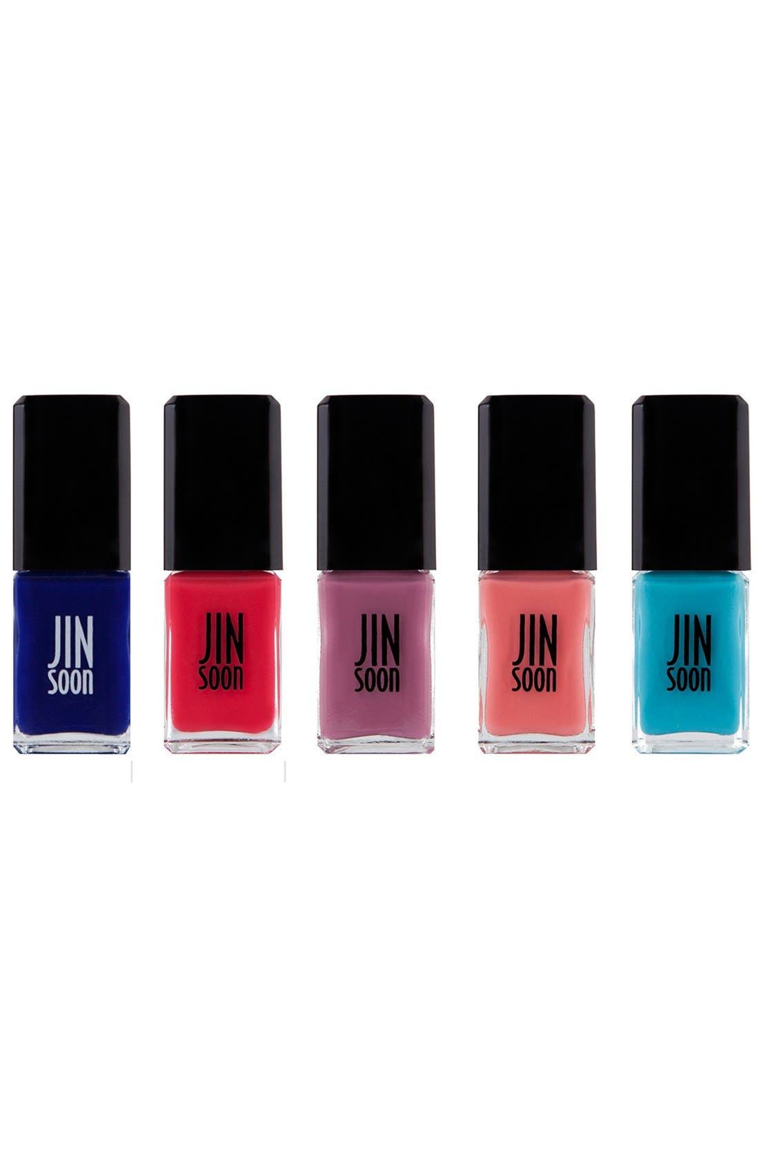 'Coral Peony' Nail Lacquer,                             Alternate thumbnail 3, color,                             950