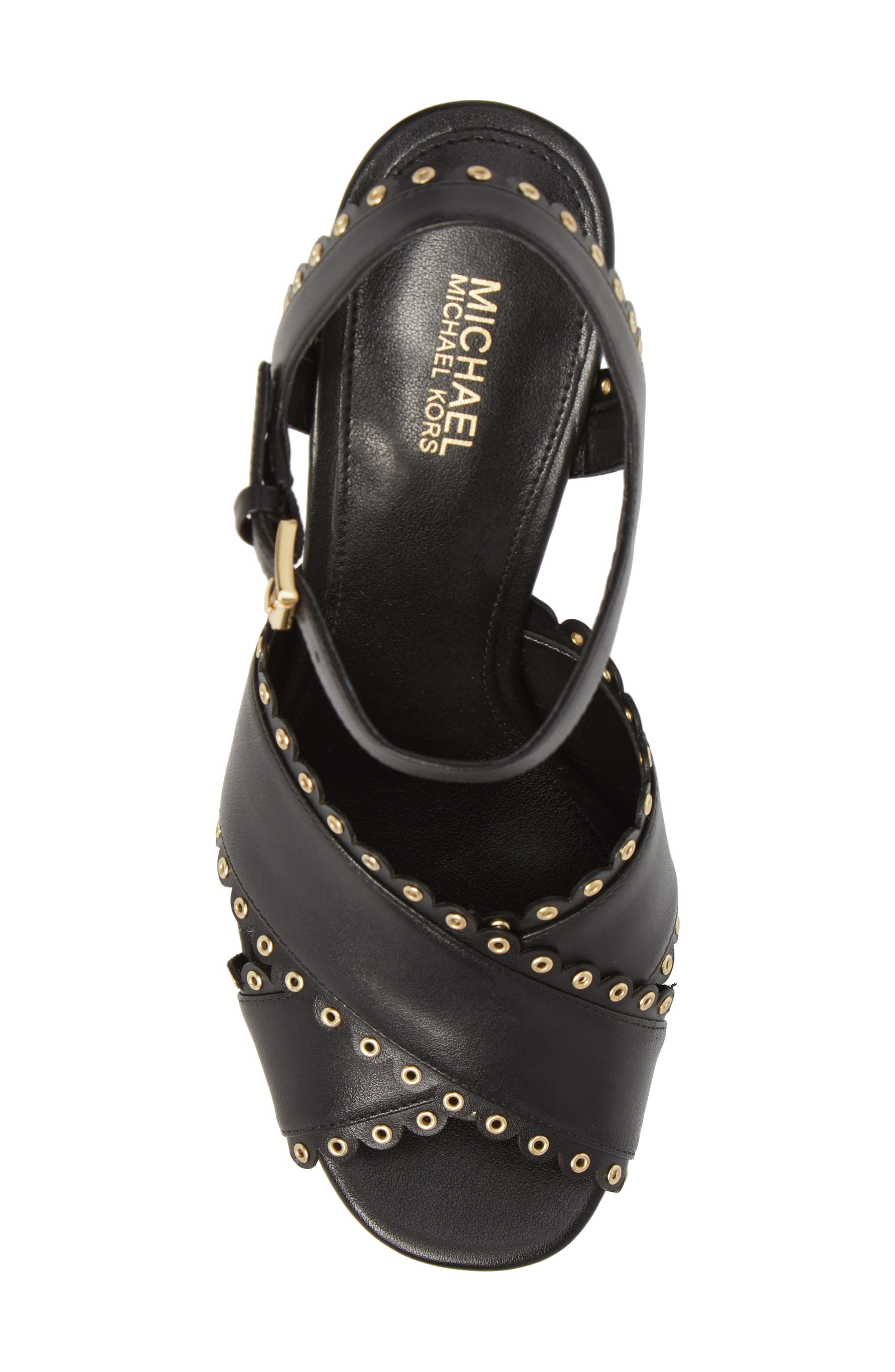Jessie Platform Sandal,                             Alternate thumbnail 10, color,