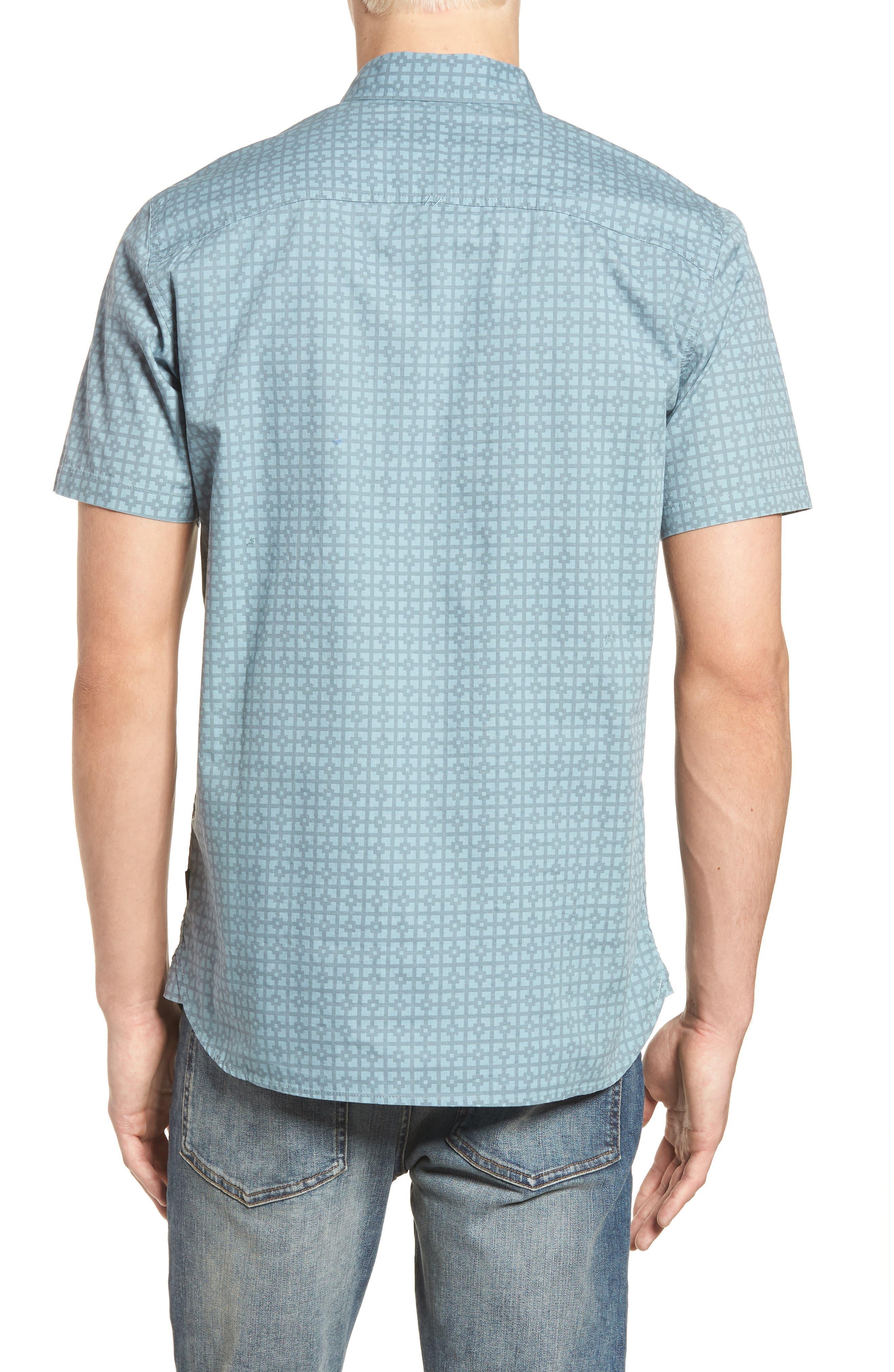Porter Woven Shirt,                             Alternate thumbnail 11, color,