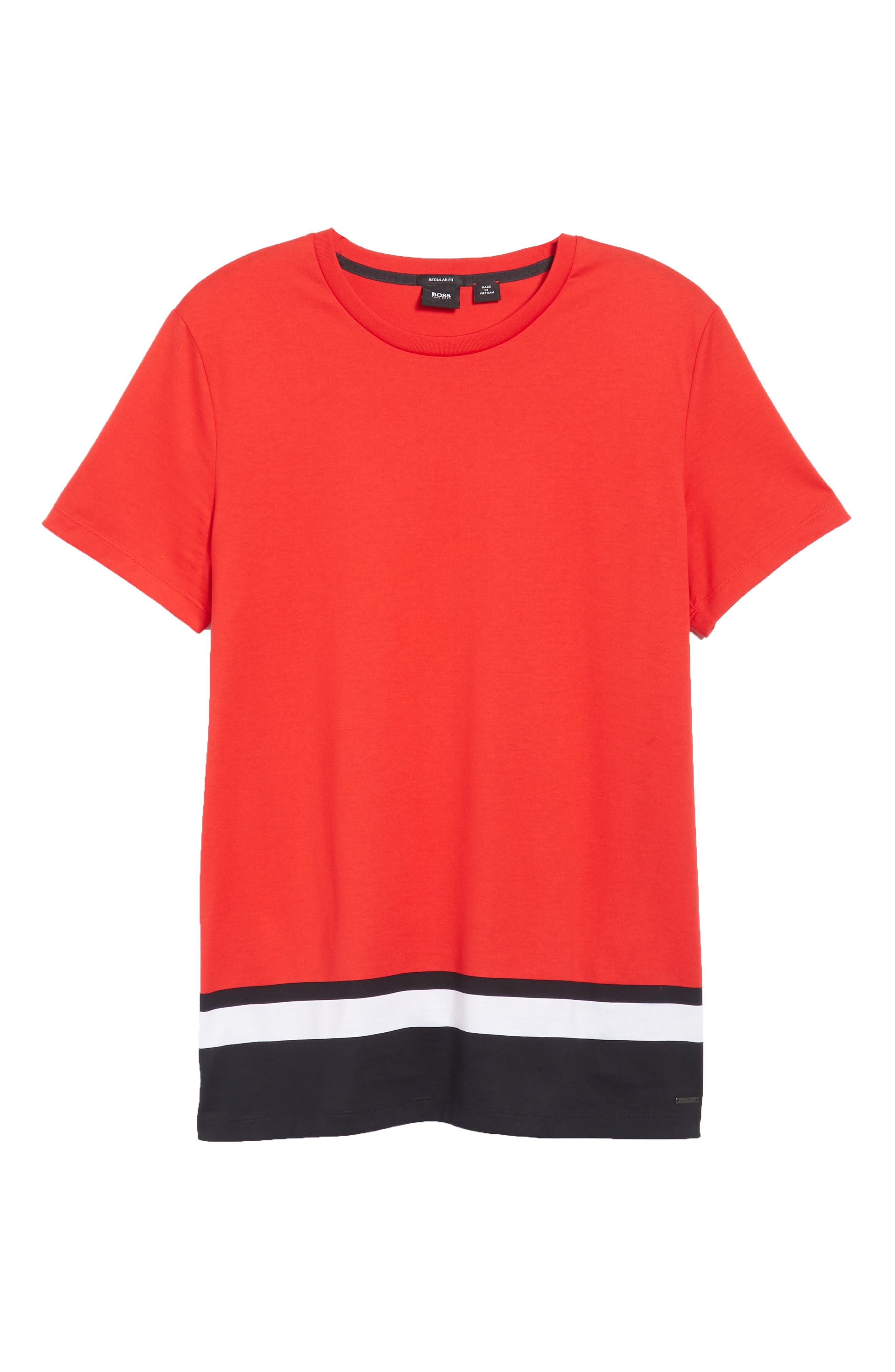 Tiburt Colorblock T-Shirt,                             Alternate thumbnail 12, color,