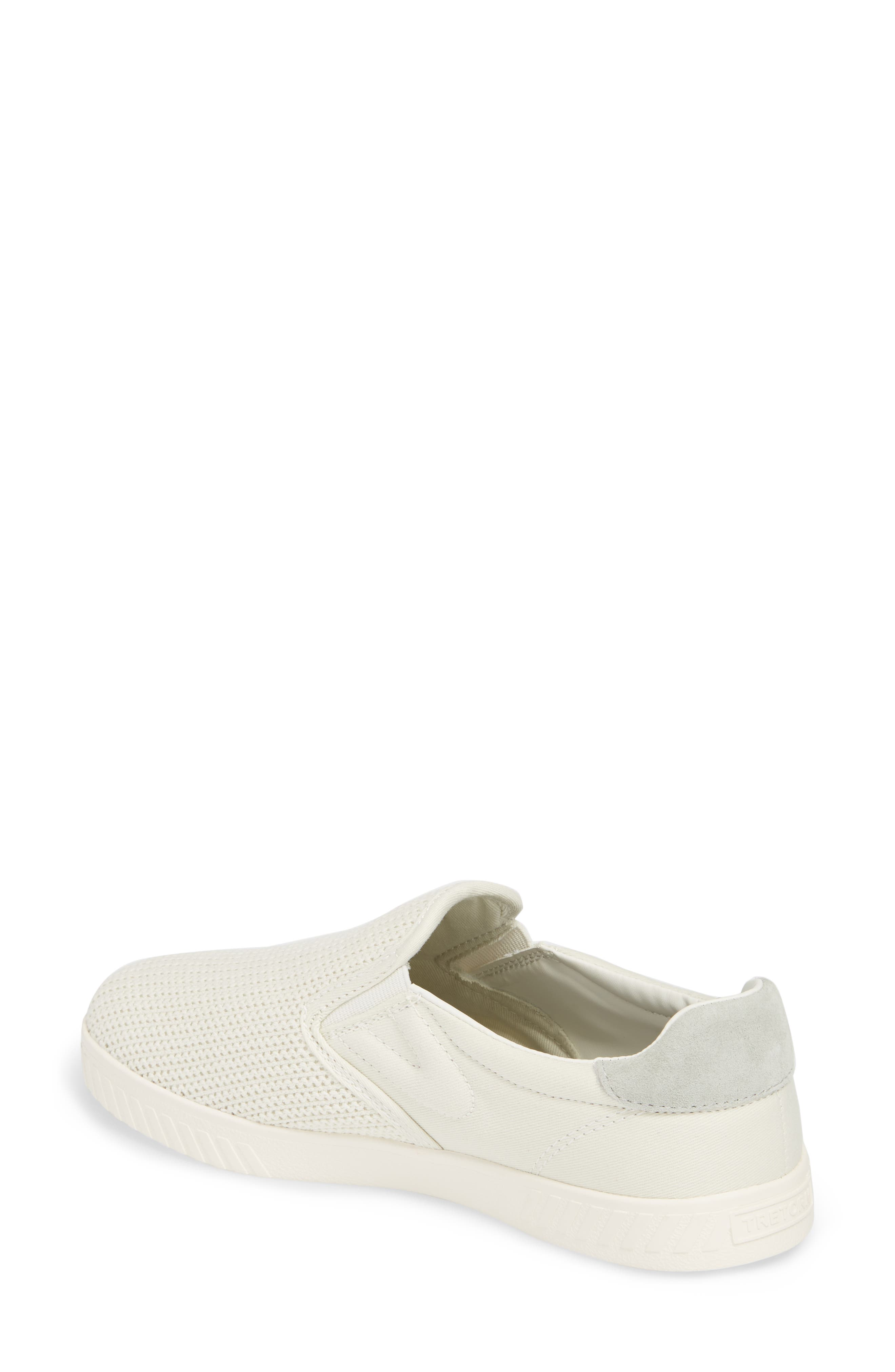 Cruz Mesh Slip-On Sneaker,                             Alternate thumbnail 5, color,