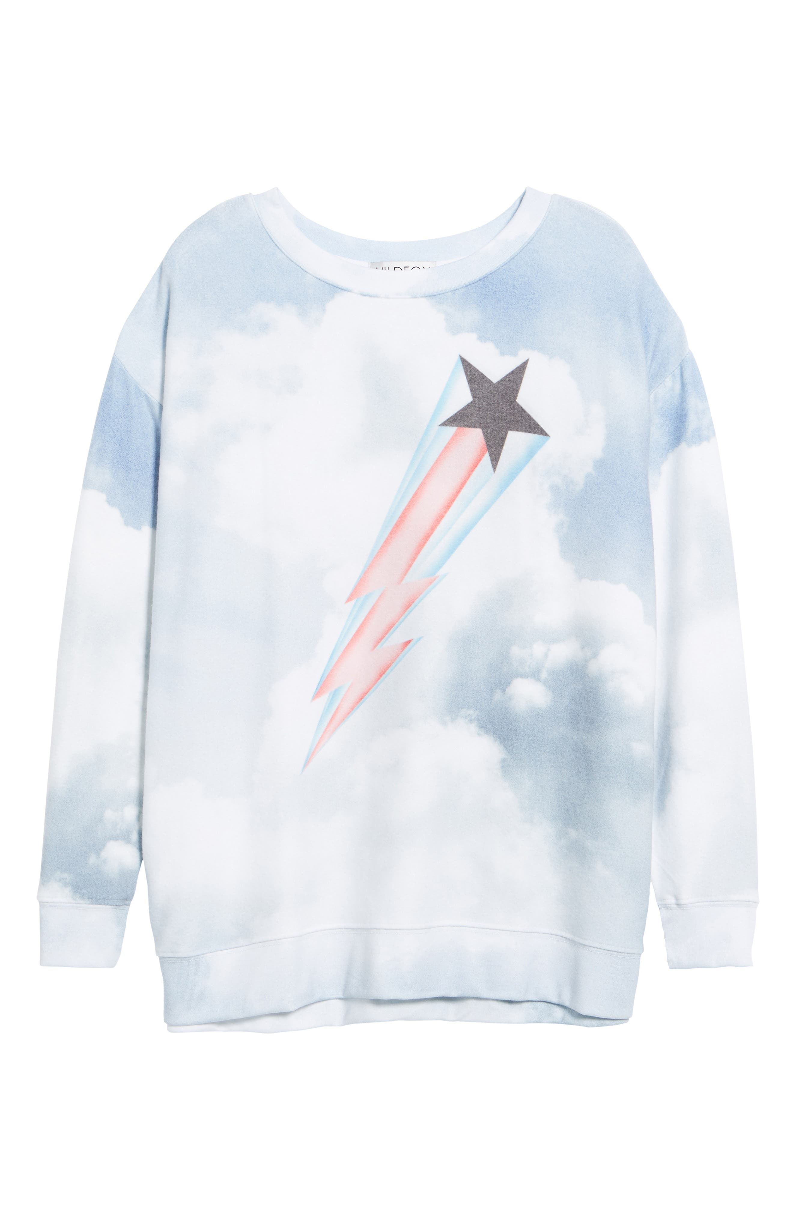 Heavens Roadtrip Sweatshirt,                             Alternate thumbnail 6, color,                             660