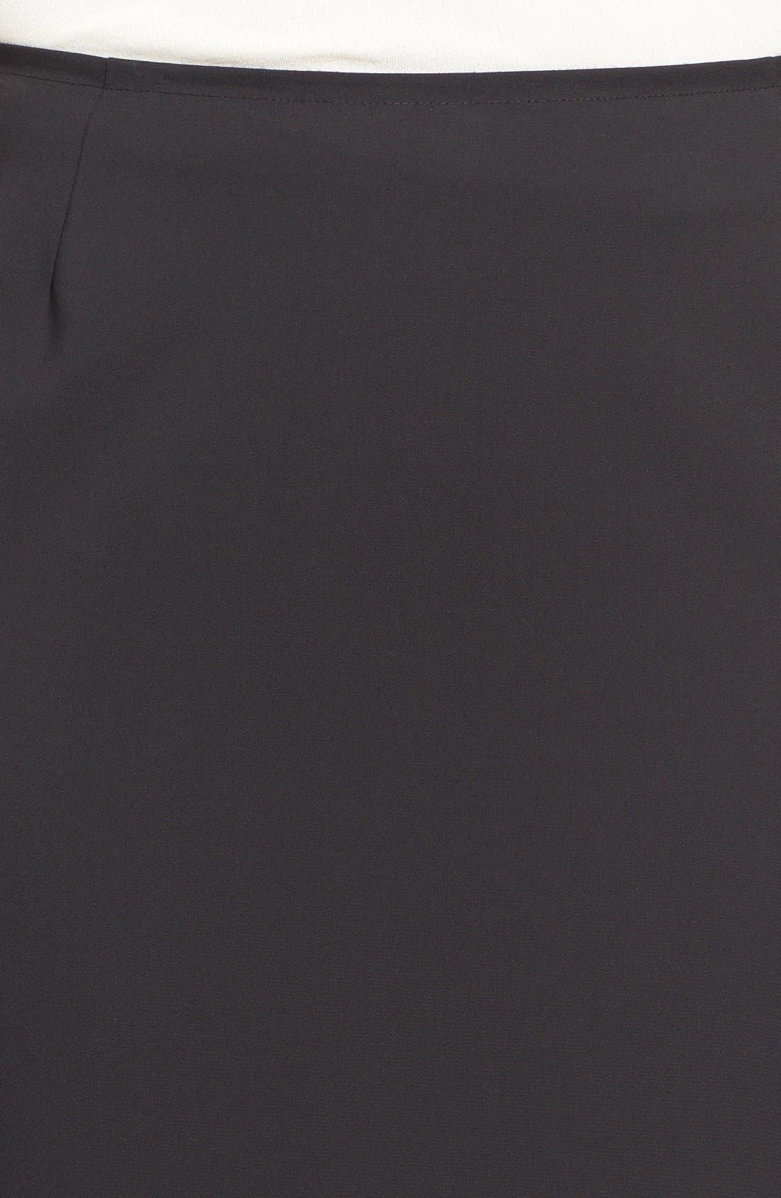 Pencil Skirt,                             Alternate thumbnail 4, color,                             001