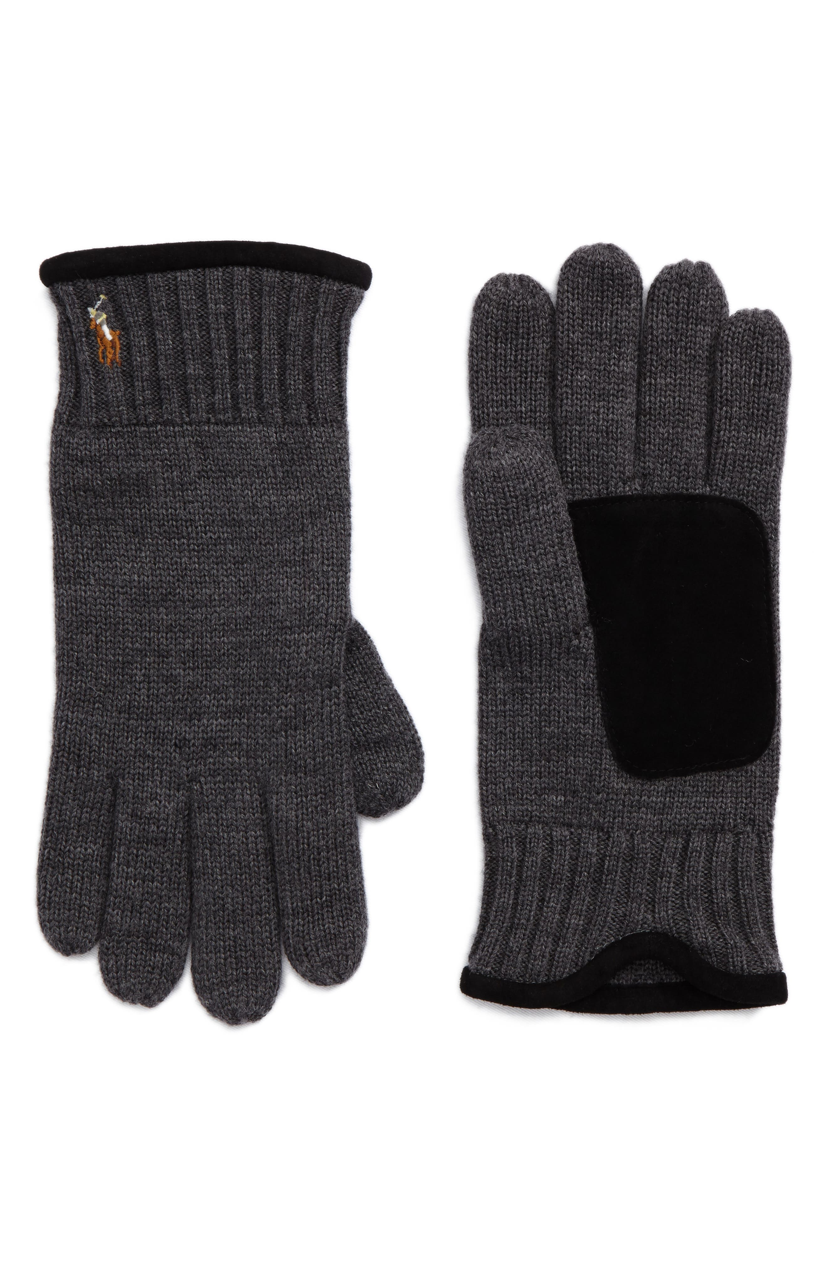 Classic Luxe Merino Wool Gloves,                             Main thumbnail 2, color,