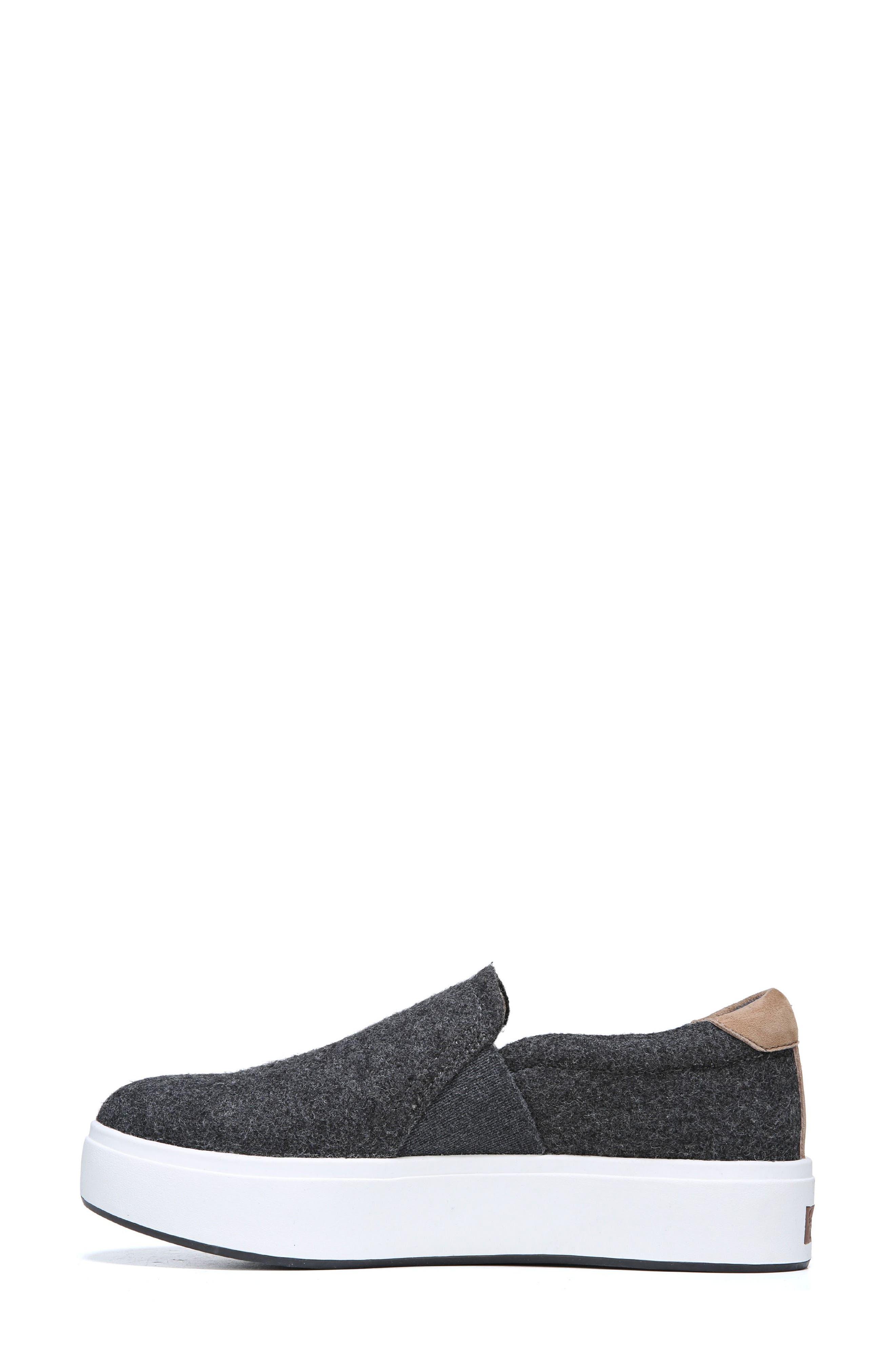 Abbot Slip-On Sneaker,                             Alternate thumbnail 6, color,                             GREY FABRIC