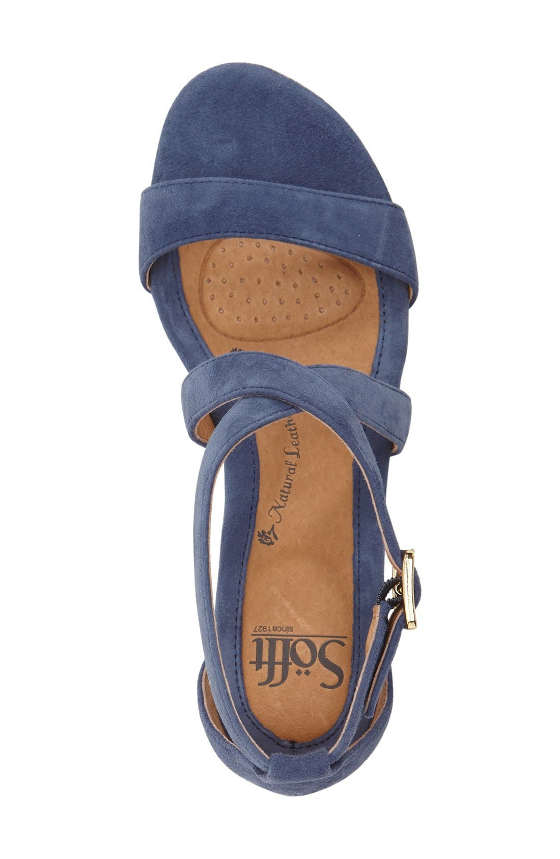 'Innis' Low Wedge Sandal,                             Alternate thumbnail 34, color,