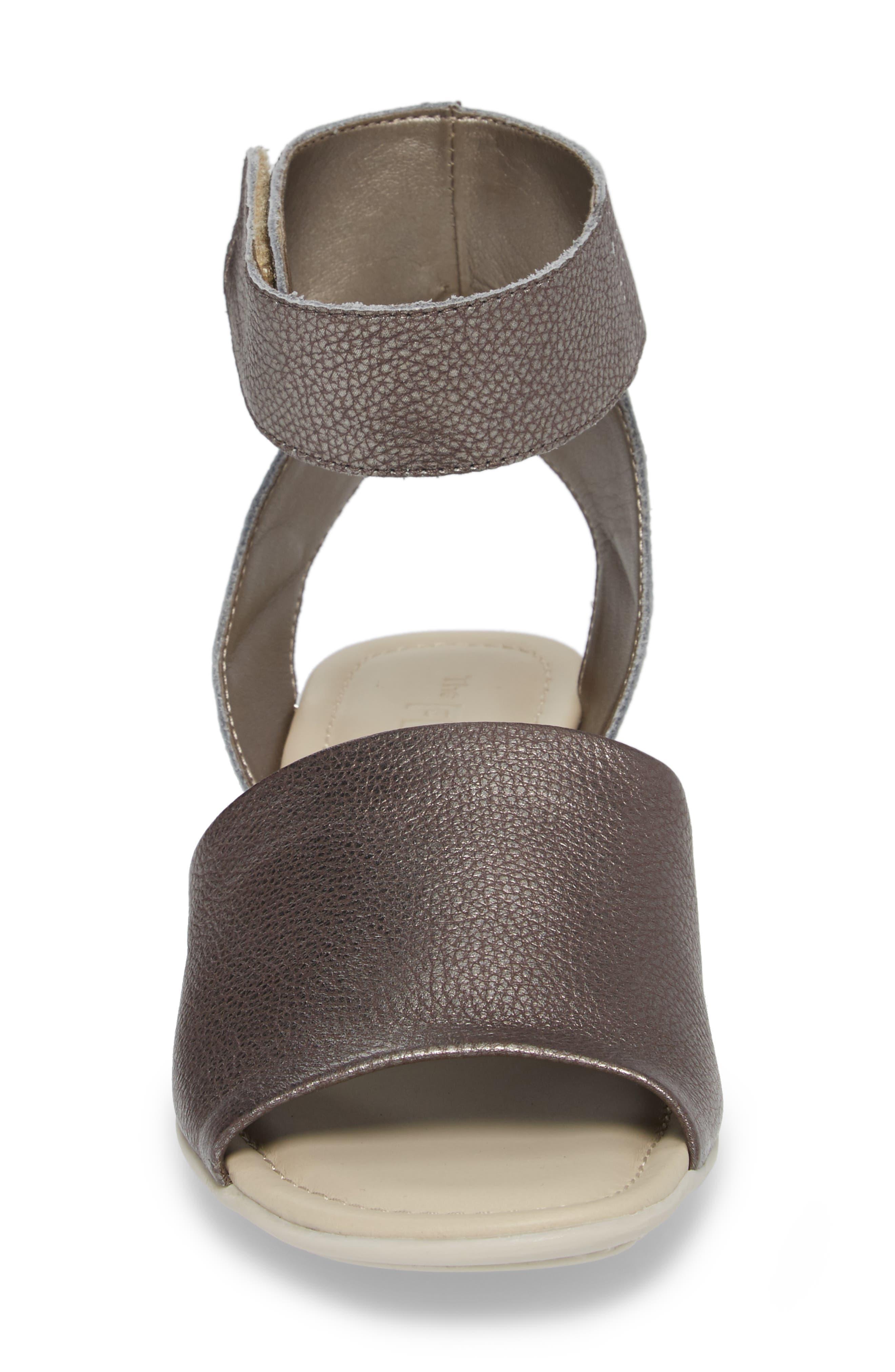 'Beglad' Leather Ankle Strap Sandal,                             Alternate thumbnail 50, color,