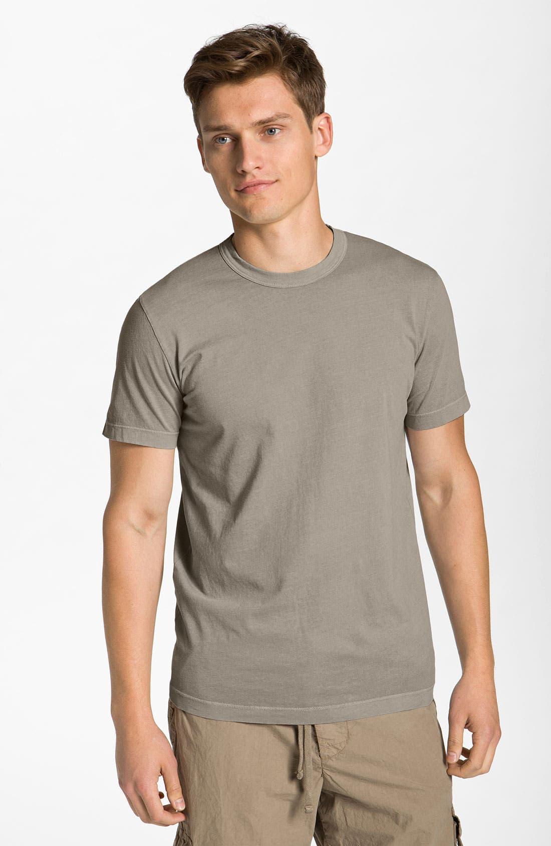 Crewneck Jersey T-Shirt,                             Main thumbnail 34, color,