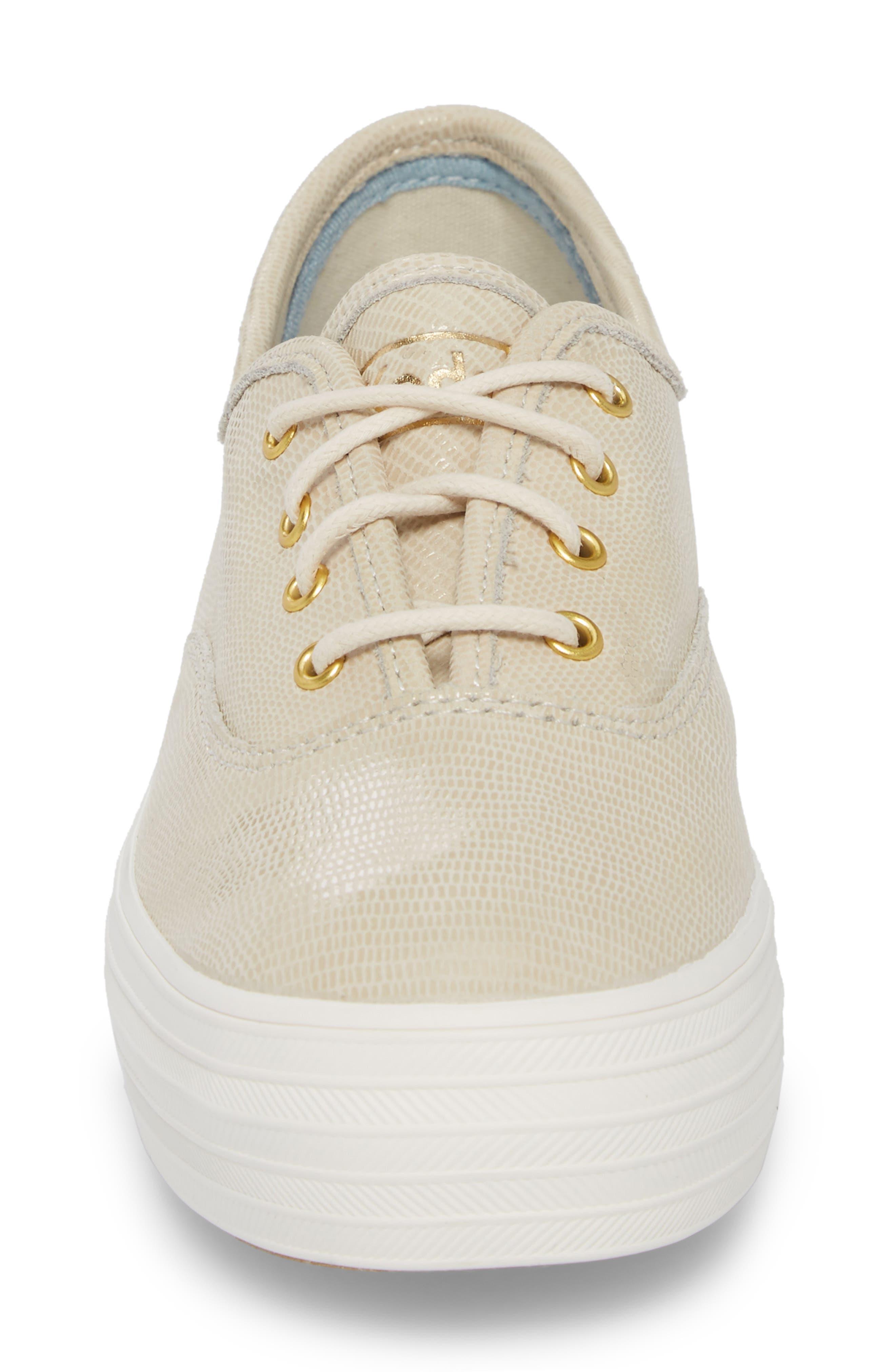 Triple Decker Platform Sneaker,                             Alternate thumbnail 4, color,                             900