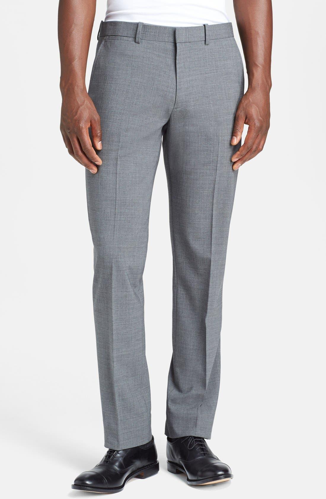 'Marlo New Tailor' Slim Fit Pants,                             Main thumbnail 3, color,