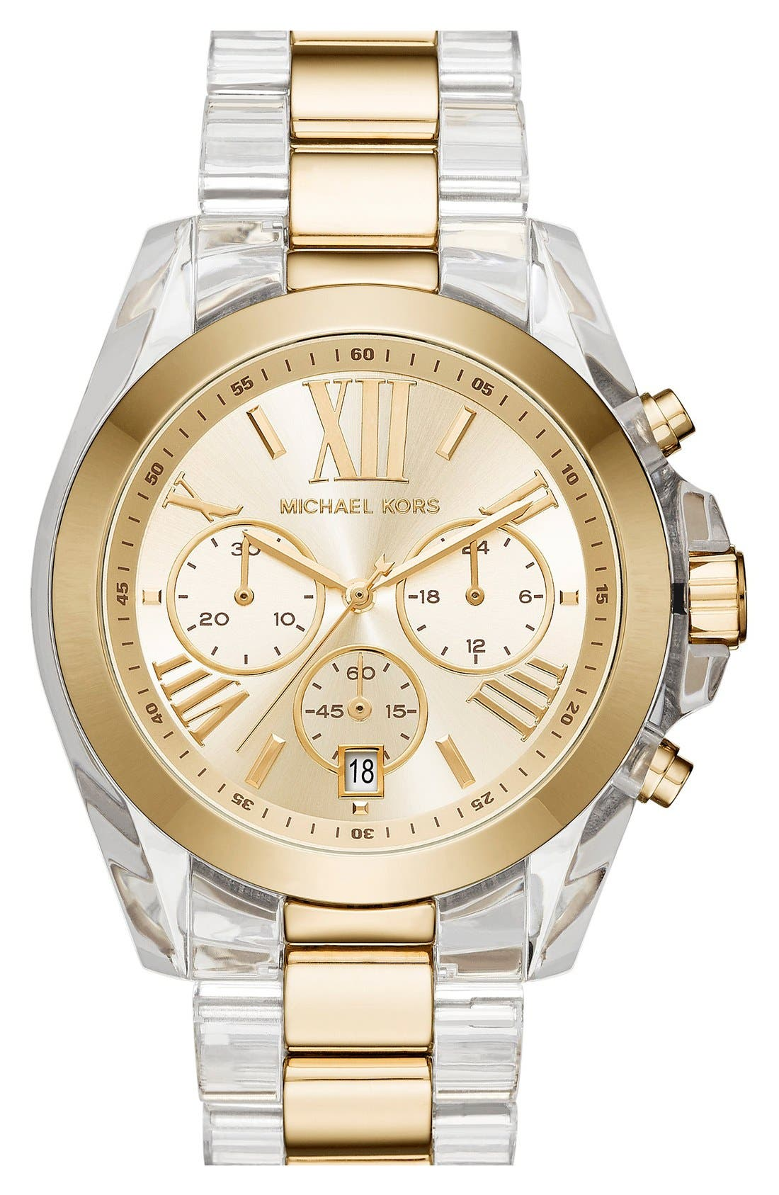 Bradshaw Chronograph Bracelet Watch, 43mm,                             Main thumbnail 20, color,