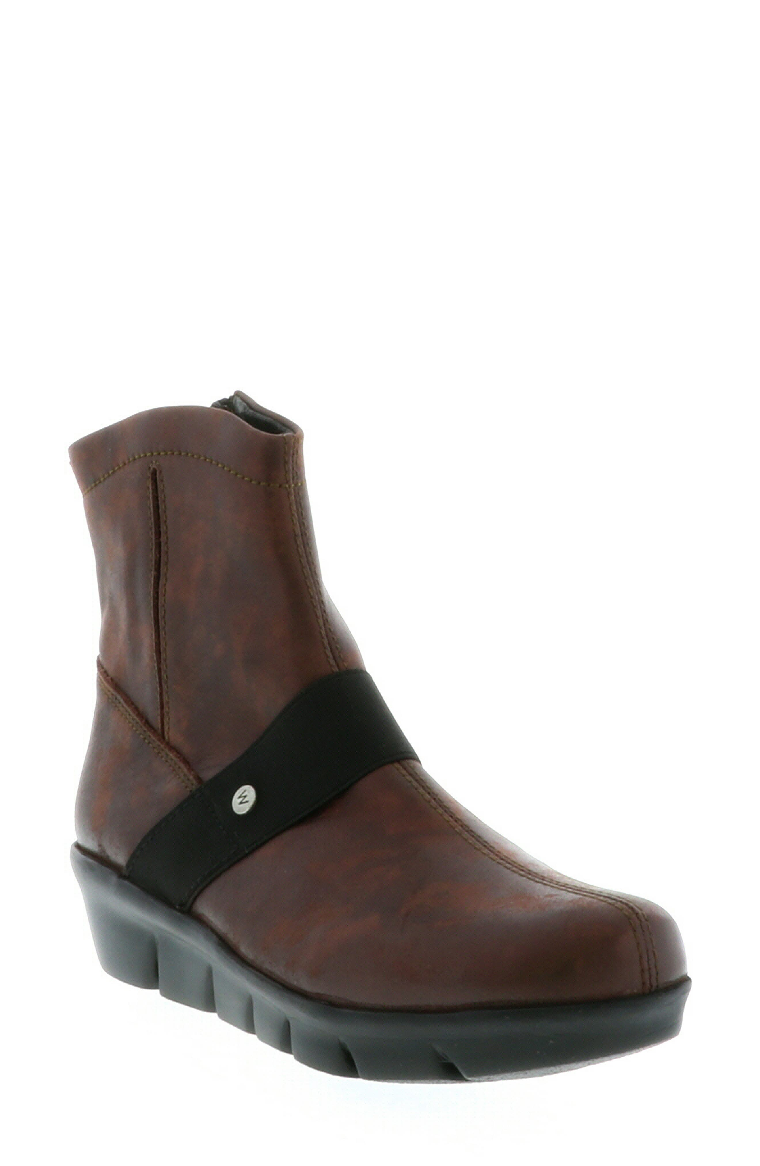 Wolky Omni Wedge Bootie