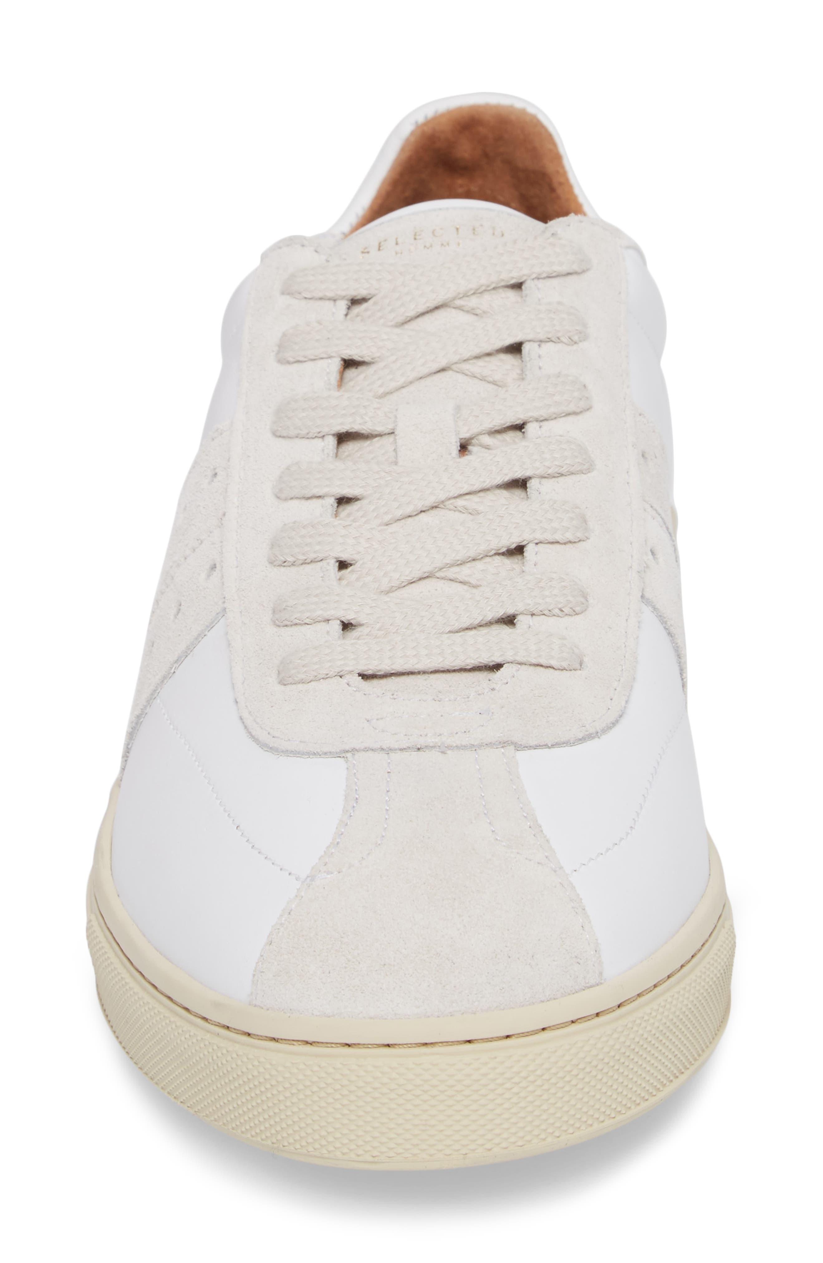 Duran New Mix Sneaker,                             Alternate thumbnail 4, color,                             100