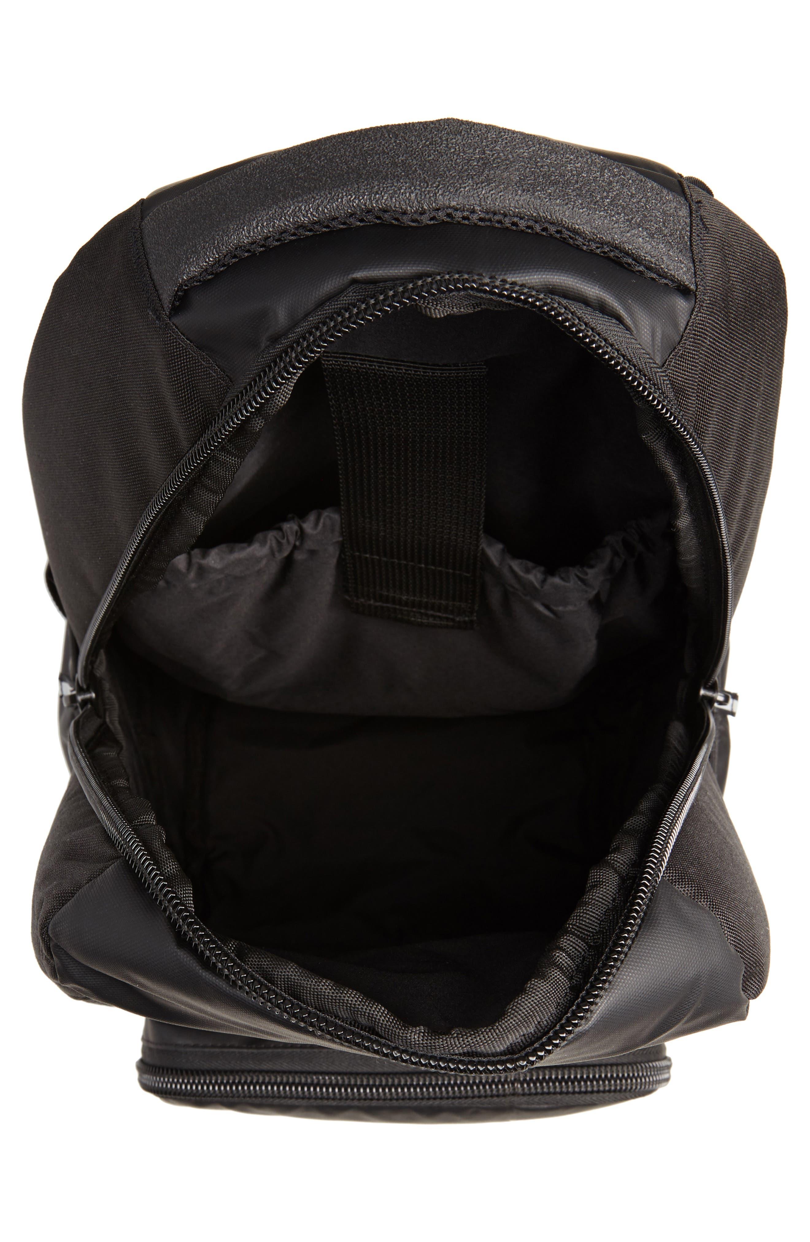 Jordan All World Backpack,                             Alternate thumbnail 3, color,                             014