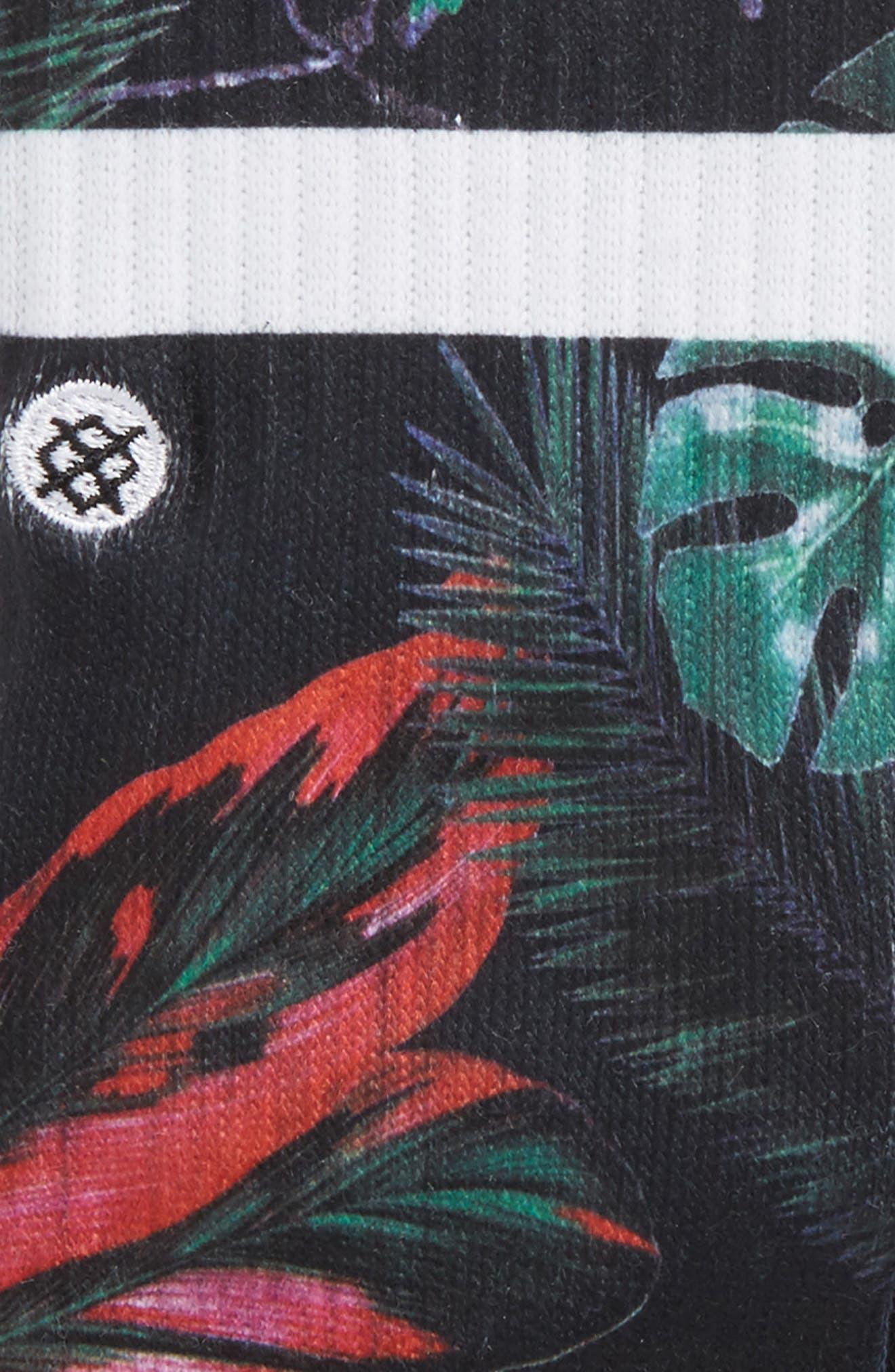 Print Socks,                             Alternate thumbnail 2, color,                             012