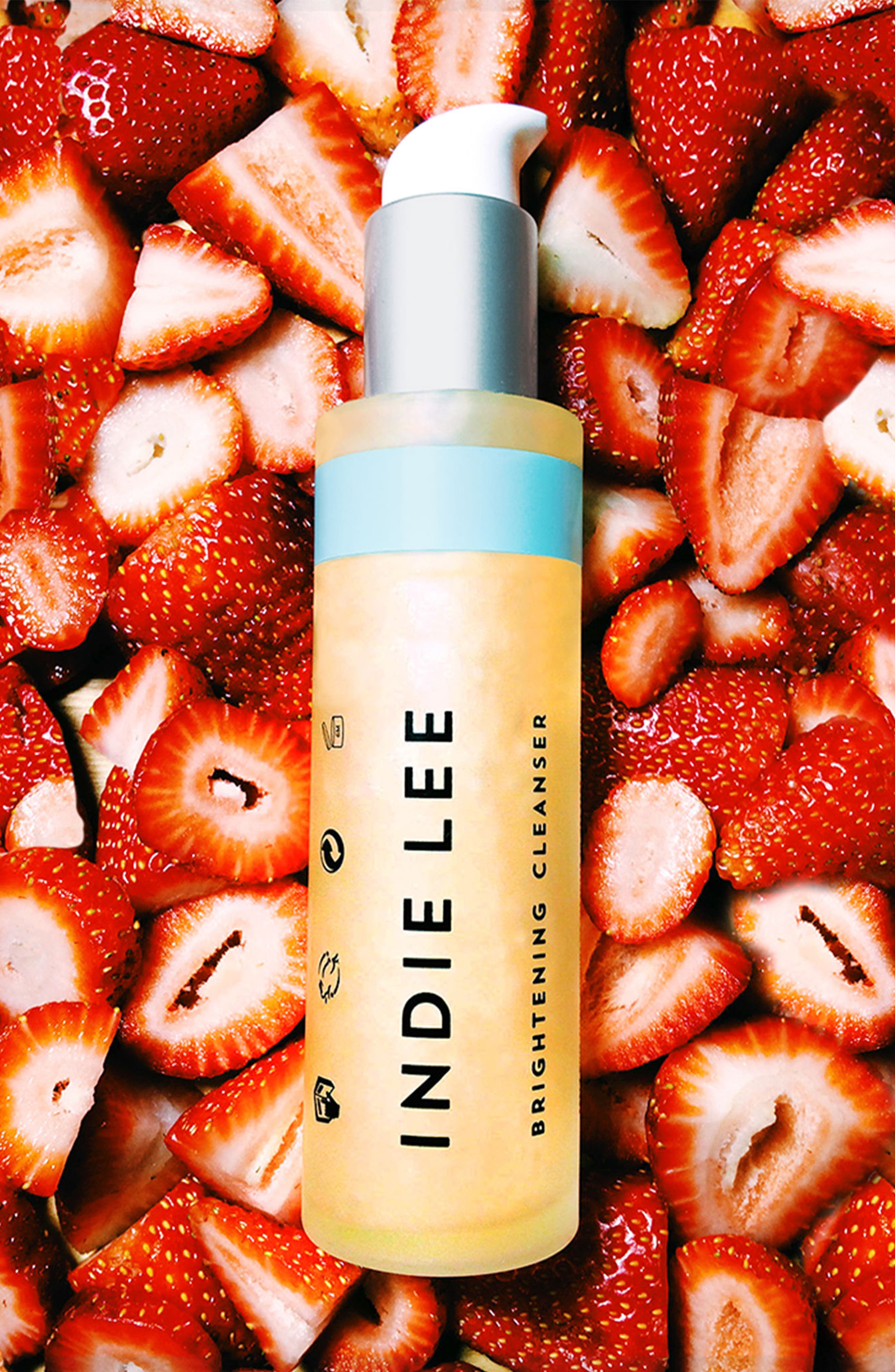 INDIE LEE,                             Brightening Cleanser,                             Alternate thumbnail 3, color,                             NO COLOR