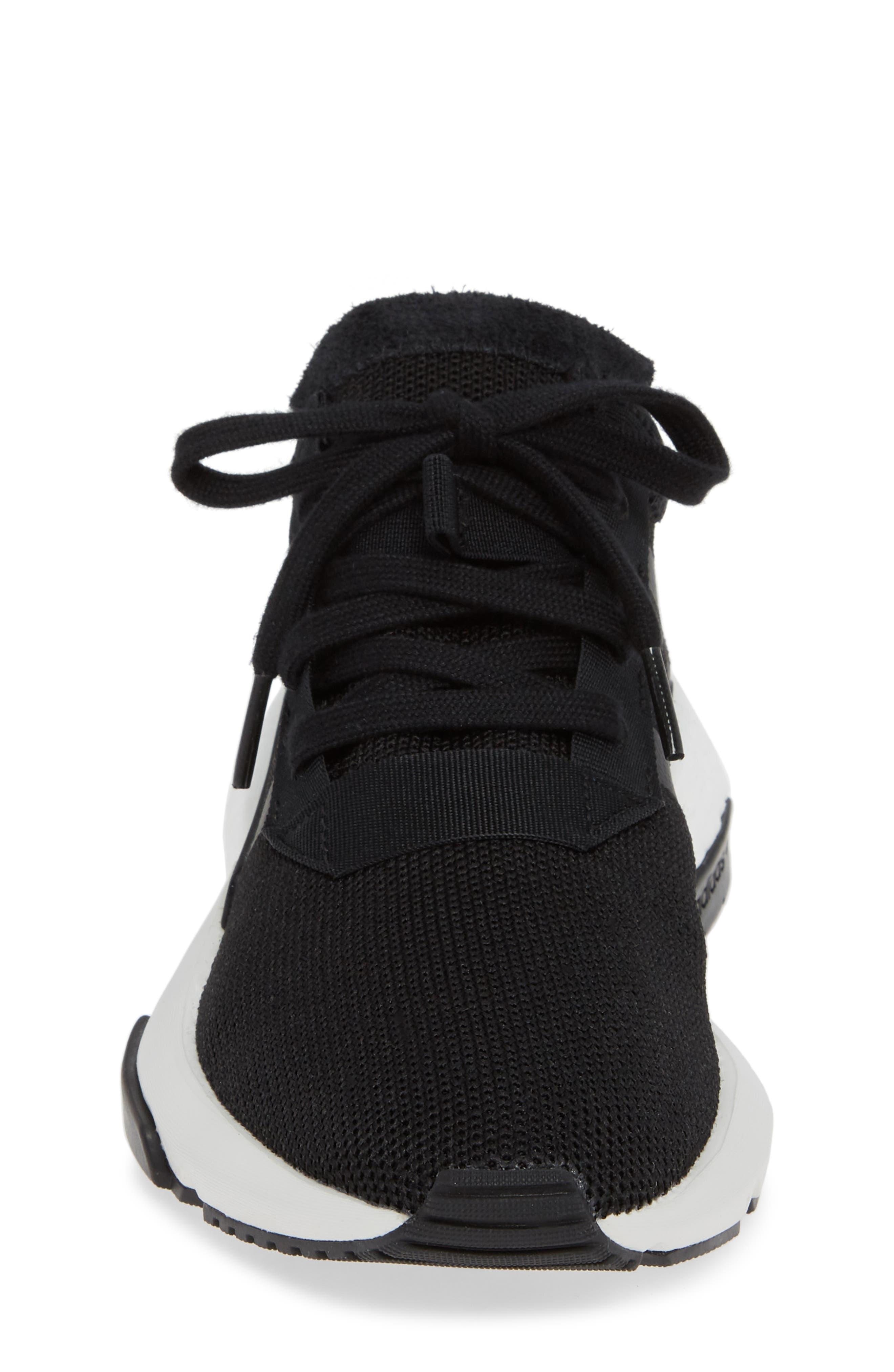 POD-S3.1 Sneaker,                             Alternate thumbnail 4, color,                             CORE BLACK/ BLACK/ LEGEND IVY