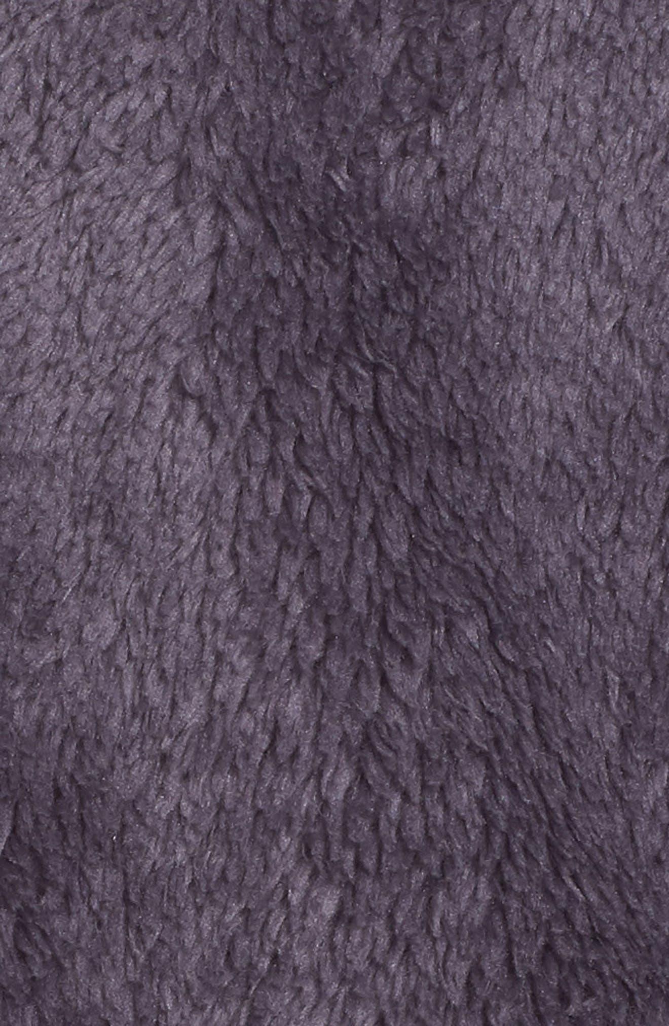 Furry Fleece Jacket,                             Alternate thumbnail 7, color,                             021