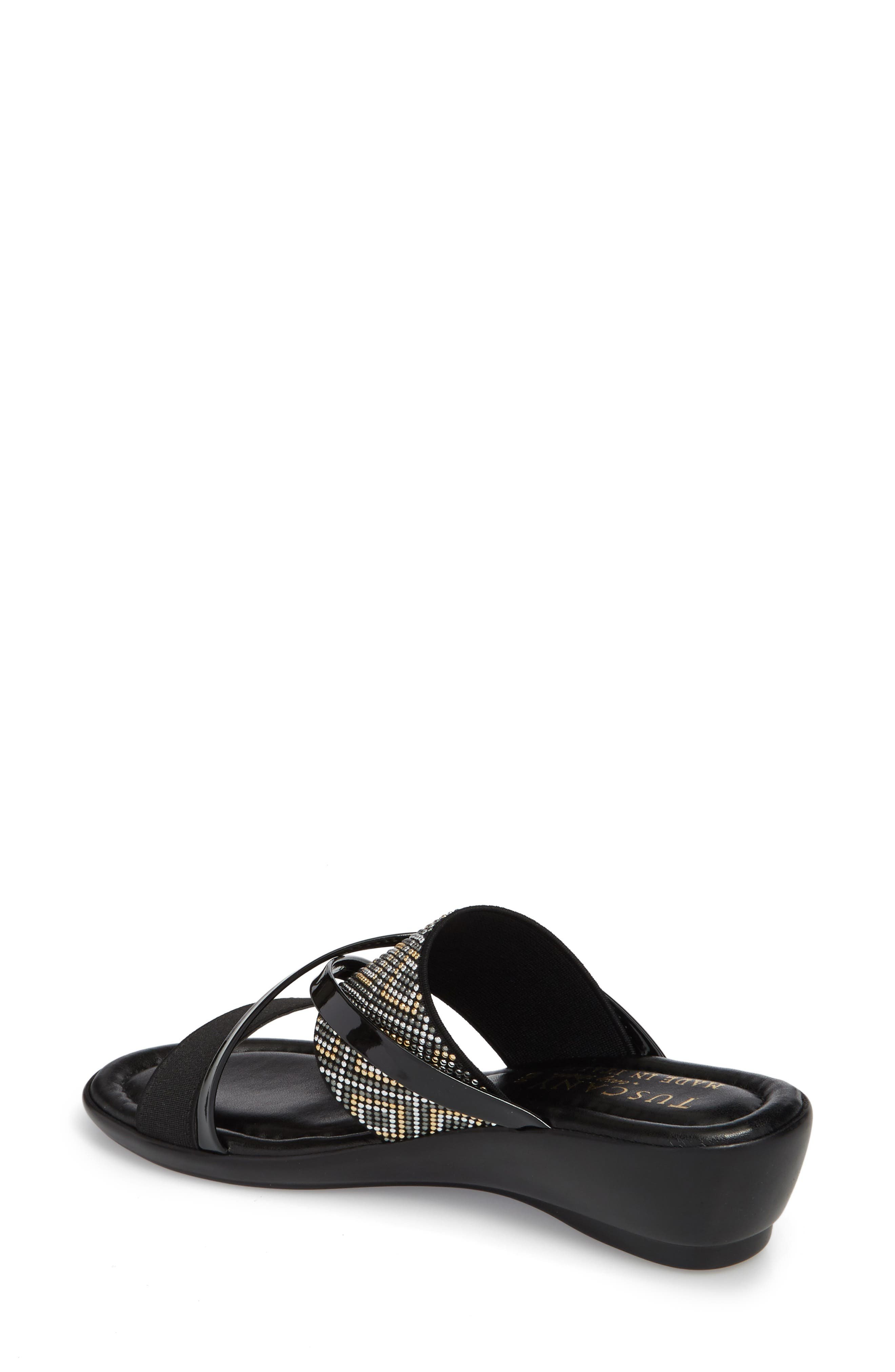 by Easy Street<sup>®</sup> Palazzo Sandal,                             Alternate thumbnail 7, color,