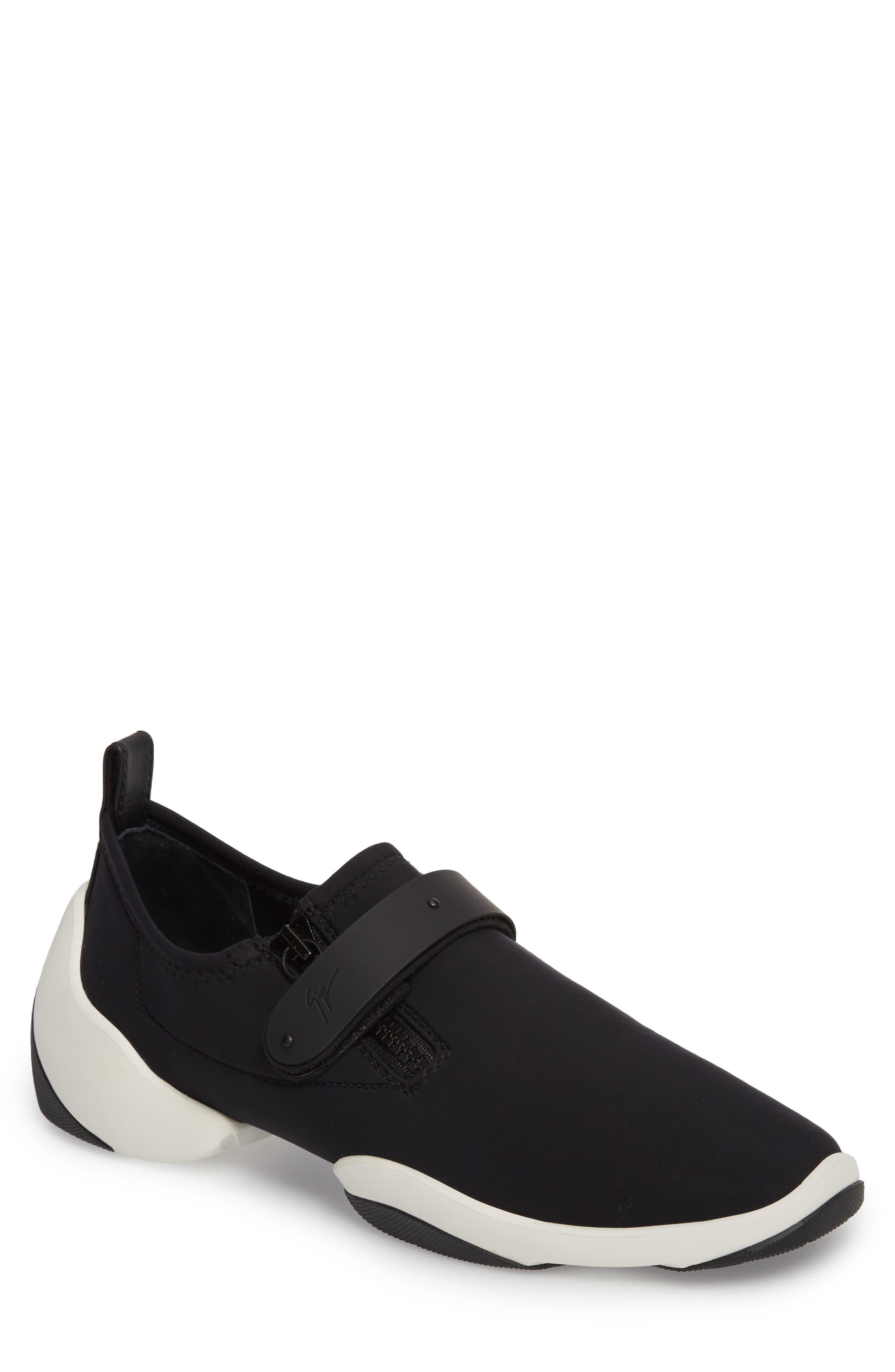 Scuba Strap Sneaker,                             Main thumbnail 1, color,                             001