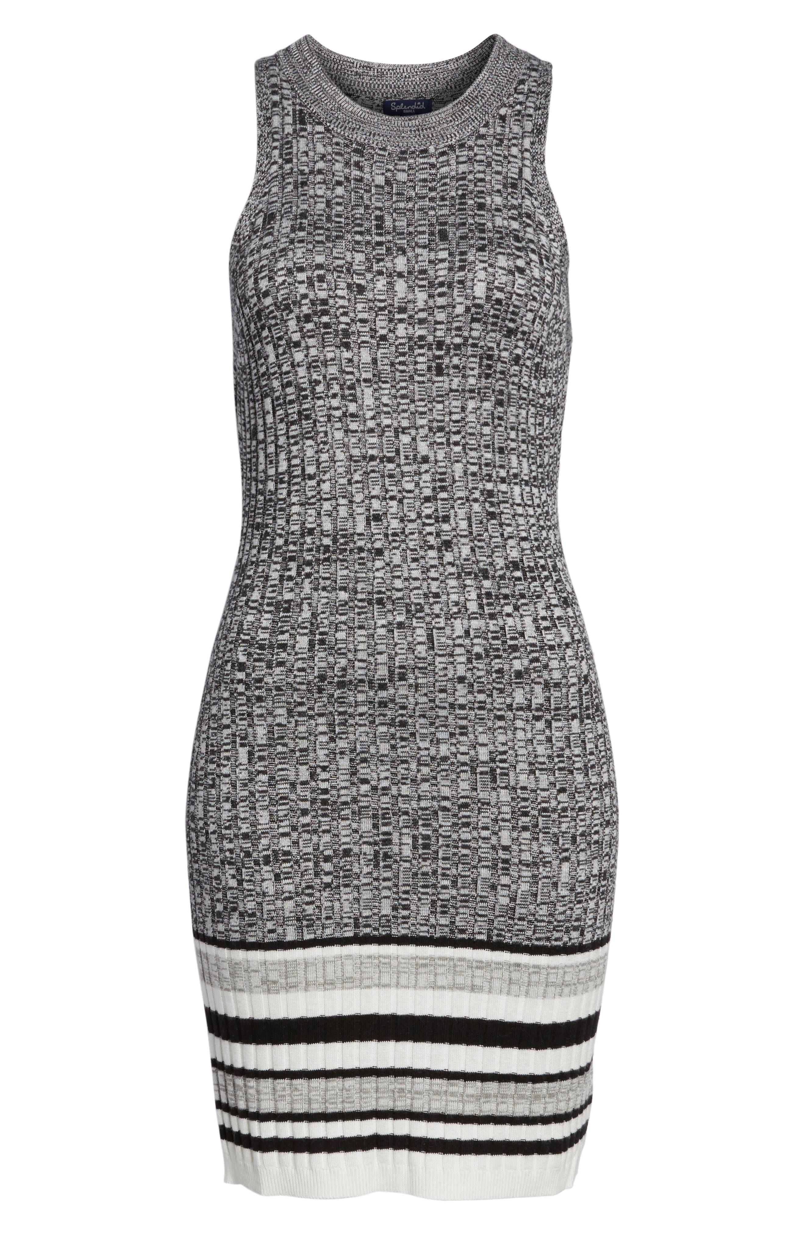 Merton Sweater Dress,                             Alternate thumbnail 6, color,