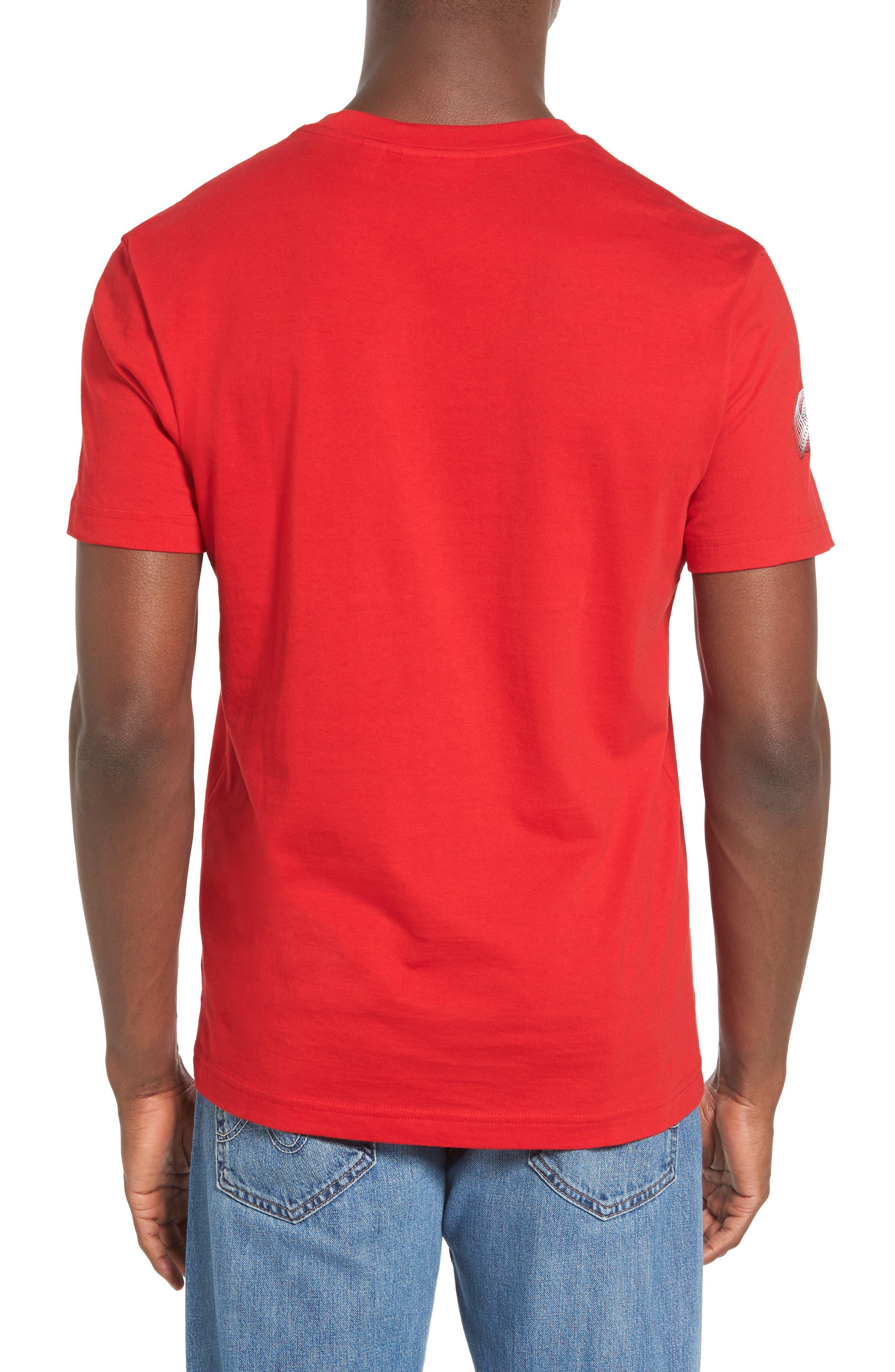 3D Print Logo Graphic T-Shirt,                             Alternate thumbnail 12, color,